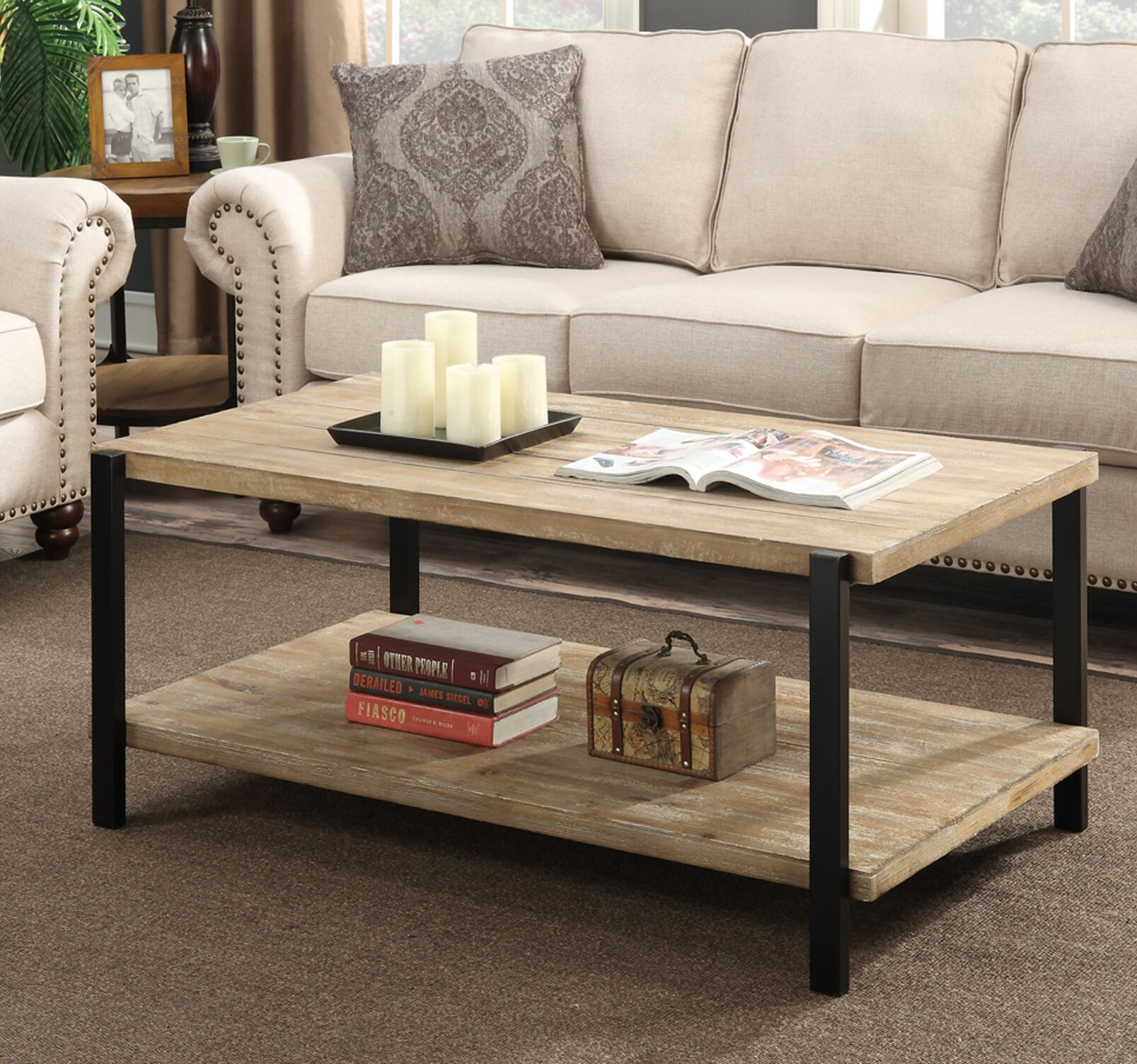 Kaiden Coffee Table