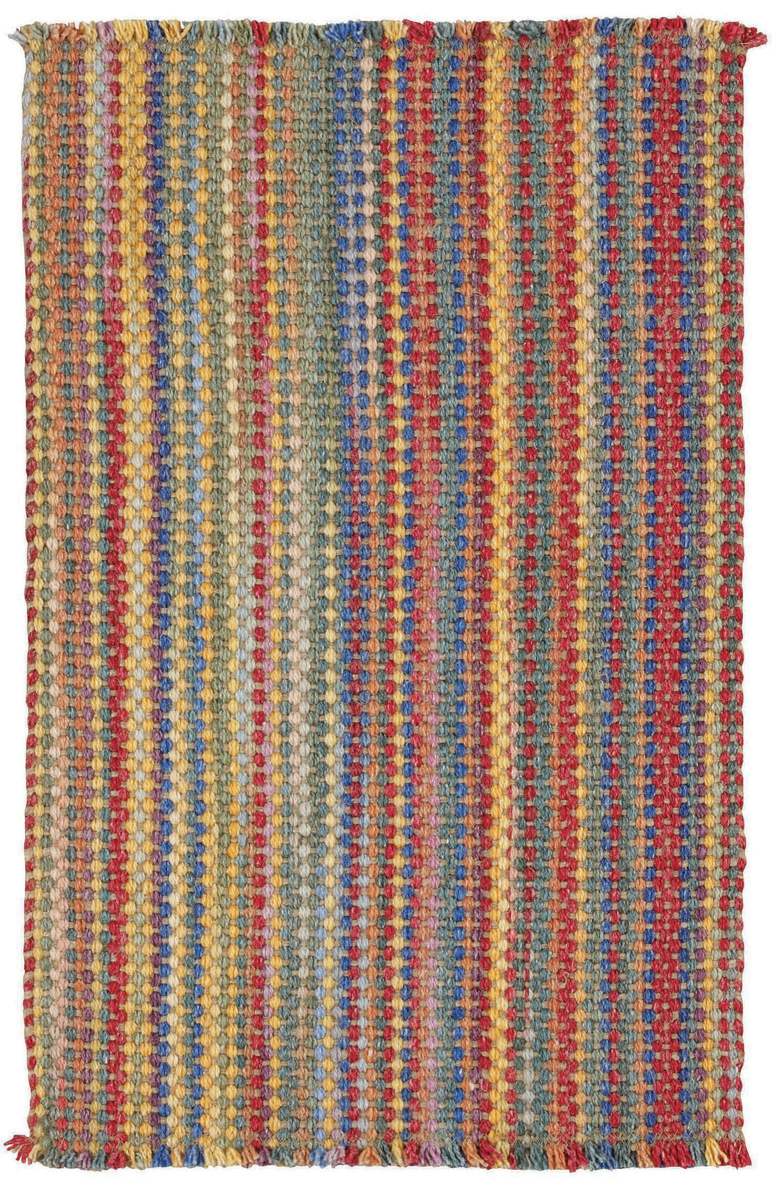 Porcupine Mountains Bright Area Rug Rug Size: 5' x 8'