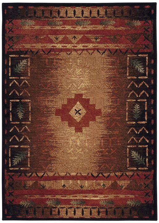 Sanak Coffee Multi Indoor/Outdoor Area Rug Rug Size: Rectangle 7'10