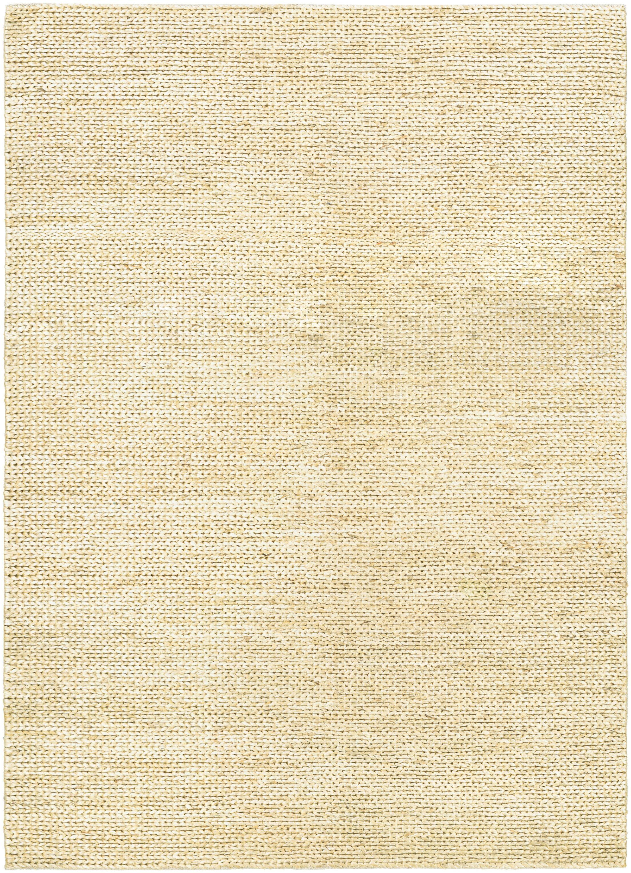 Uhlig Hand-Woven Cream Area Rug Rug Size: Rectangle 7'10