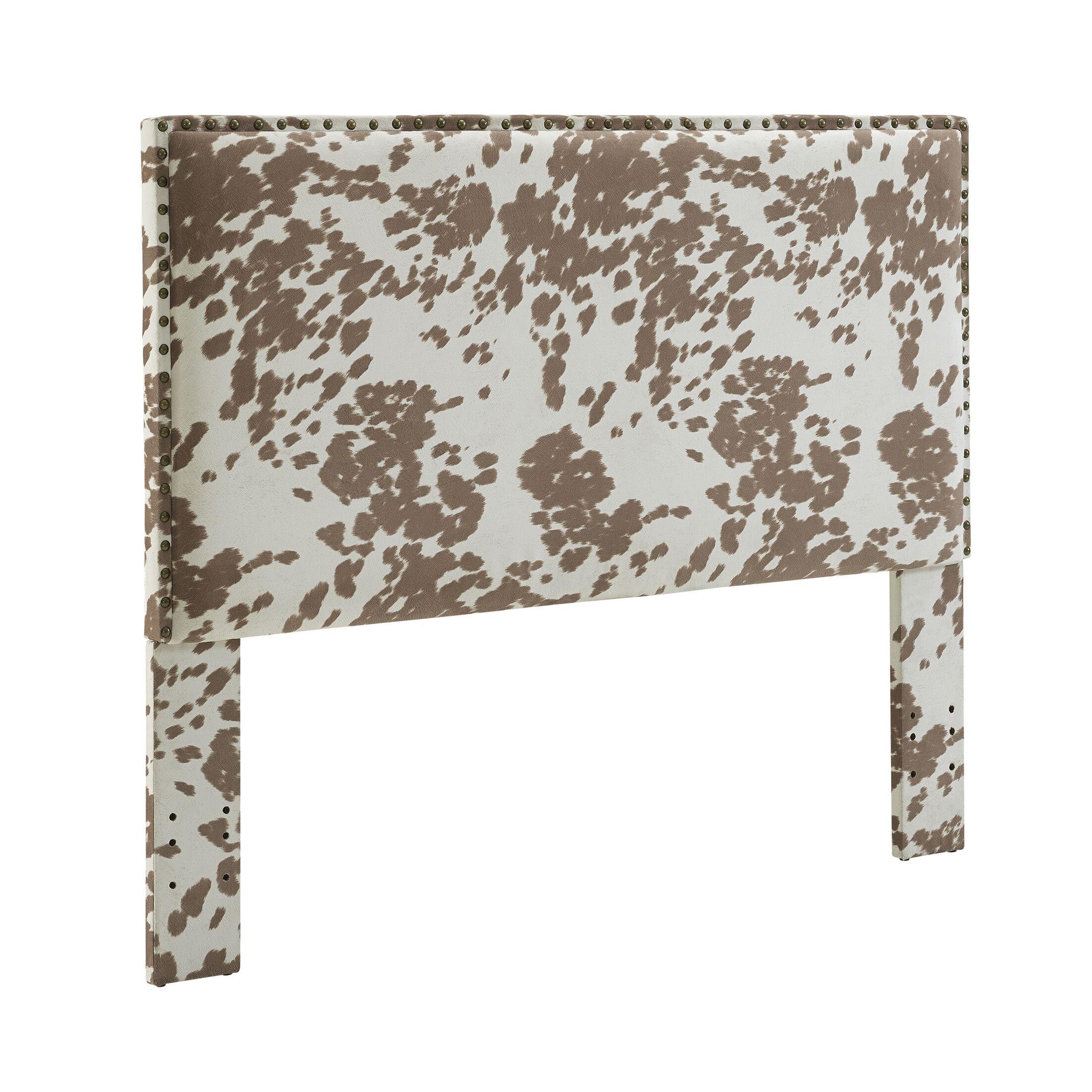Adison Simple Chic Upholstered Panel Headboard