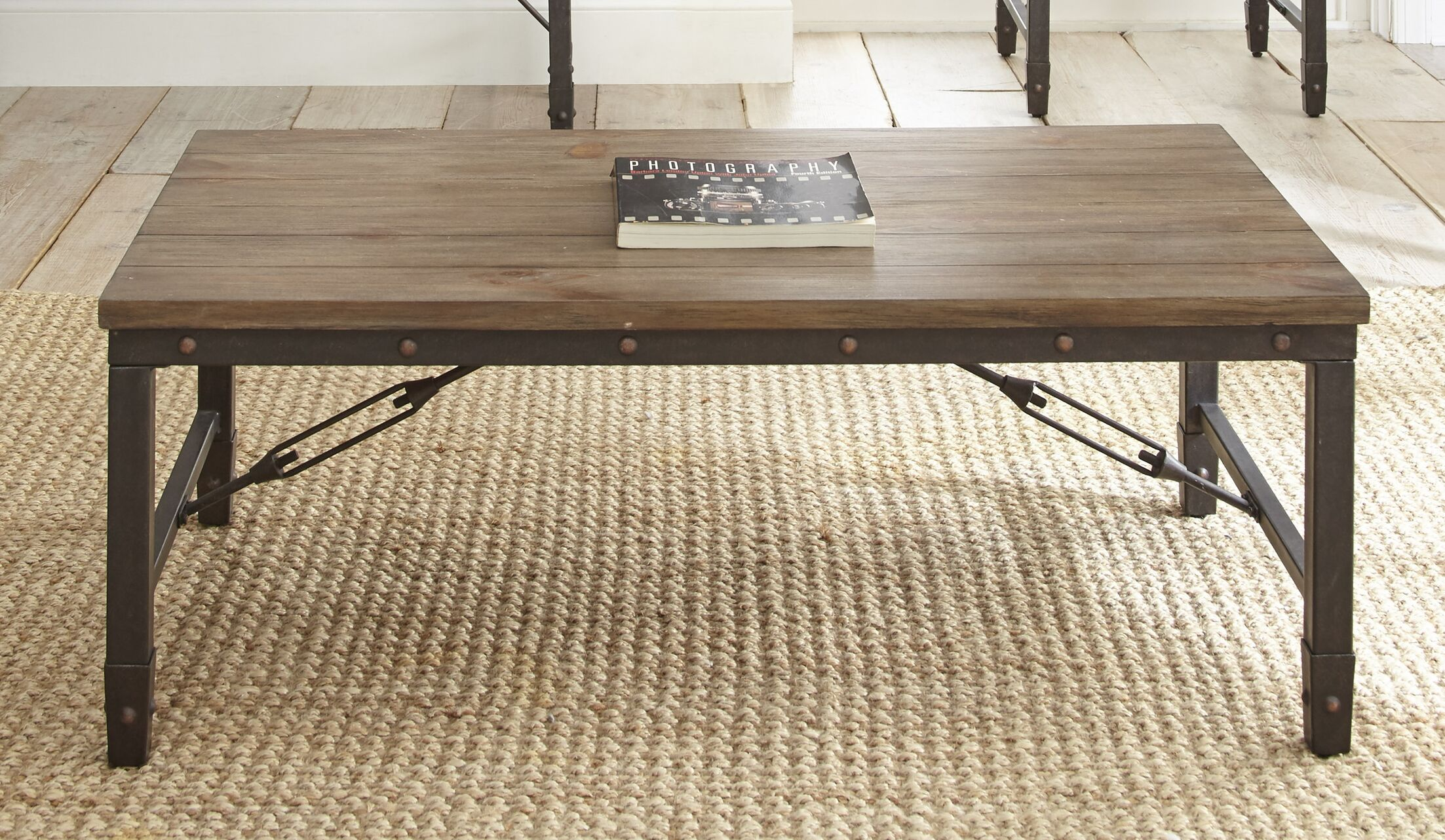 Mccullar Coffee Table