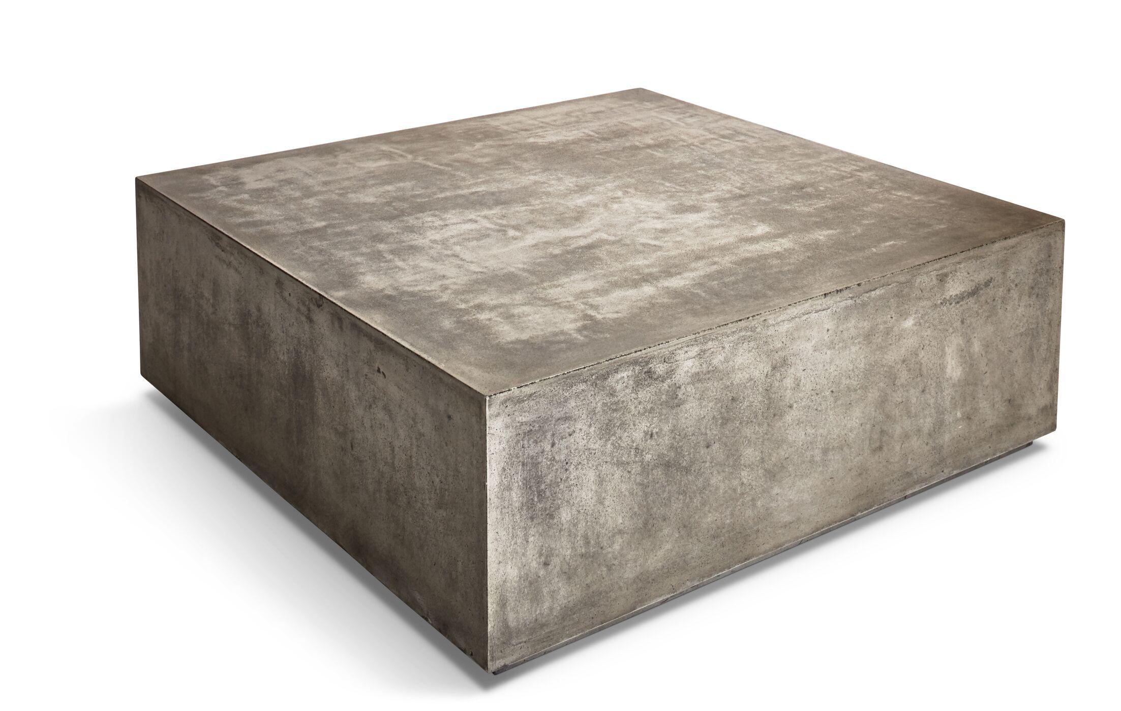 Ranchester Bloc Coffee Table Color: Dark Gray