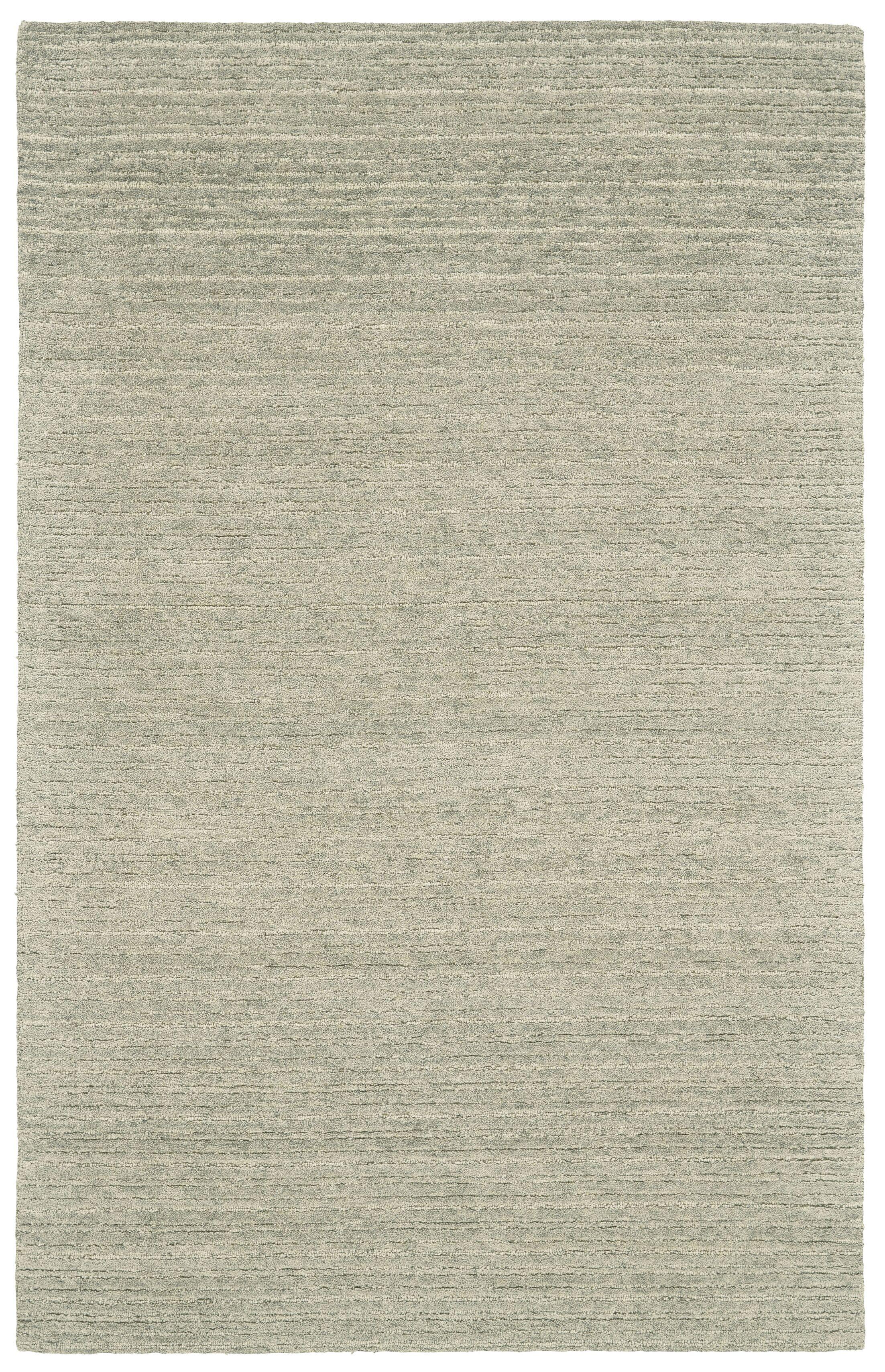 Glenn Hand-Tufted Smoke Area Rug Rug Size: Rectangle 5' x 8'