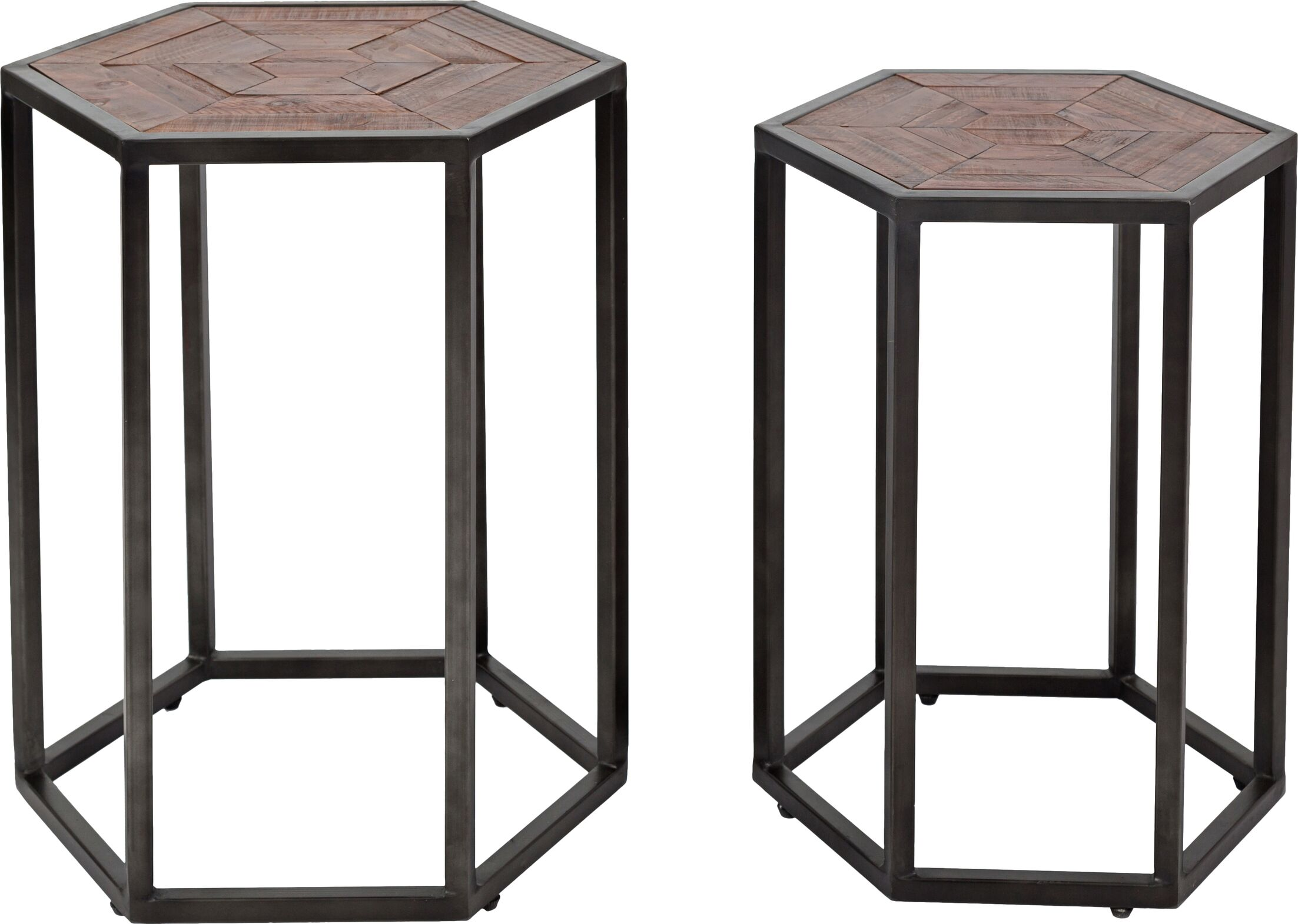 Vsevidof 2 Piece Nesting Tables