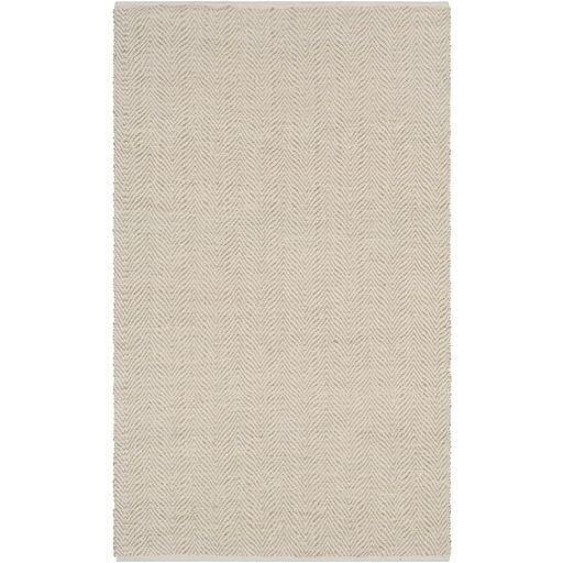 Kewanee Hand-Woven Khaki/Wheat Area Rug Rug Size: Rectangle 5' x 7'6