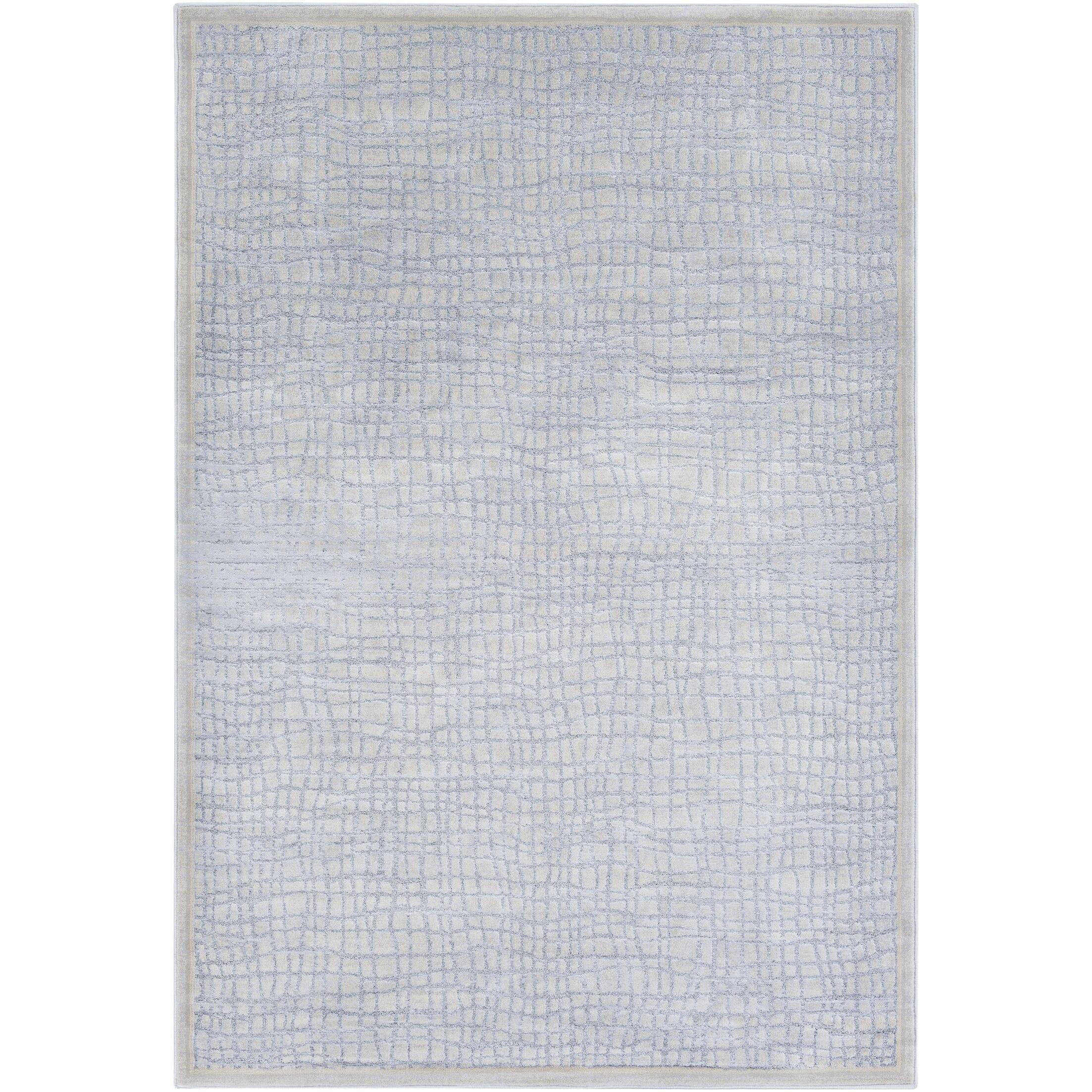 Kala Medium Gray/Taupe Area Rug Rug Size: 8' x 10'