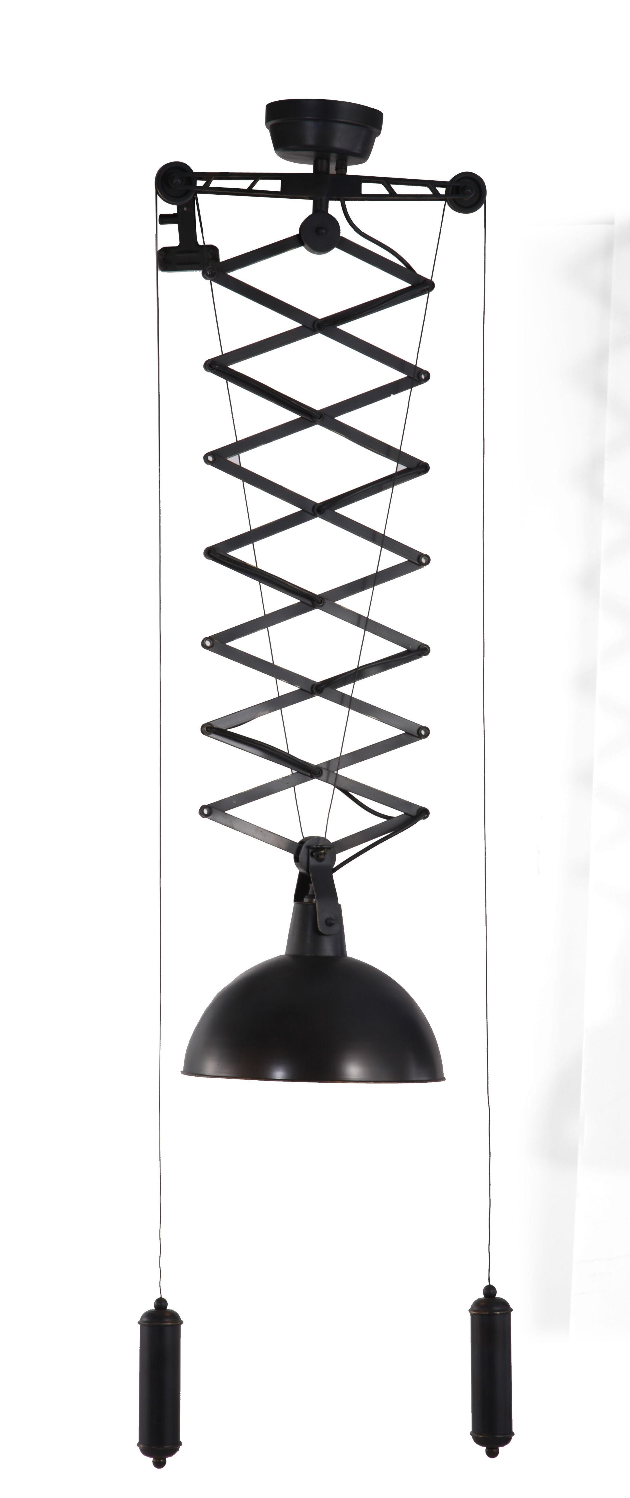 Bram 1-Light Dome Pendant