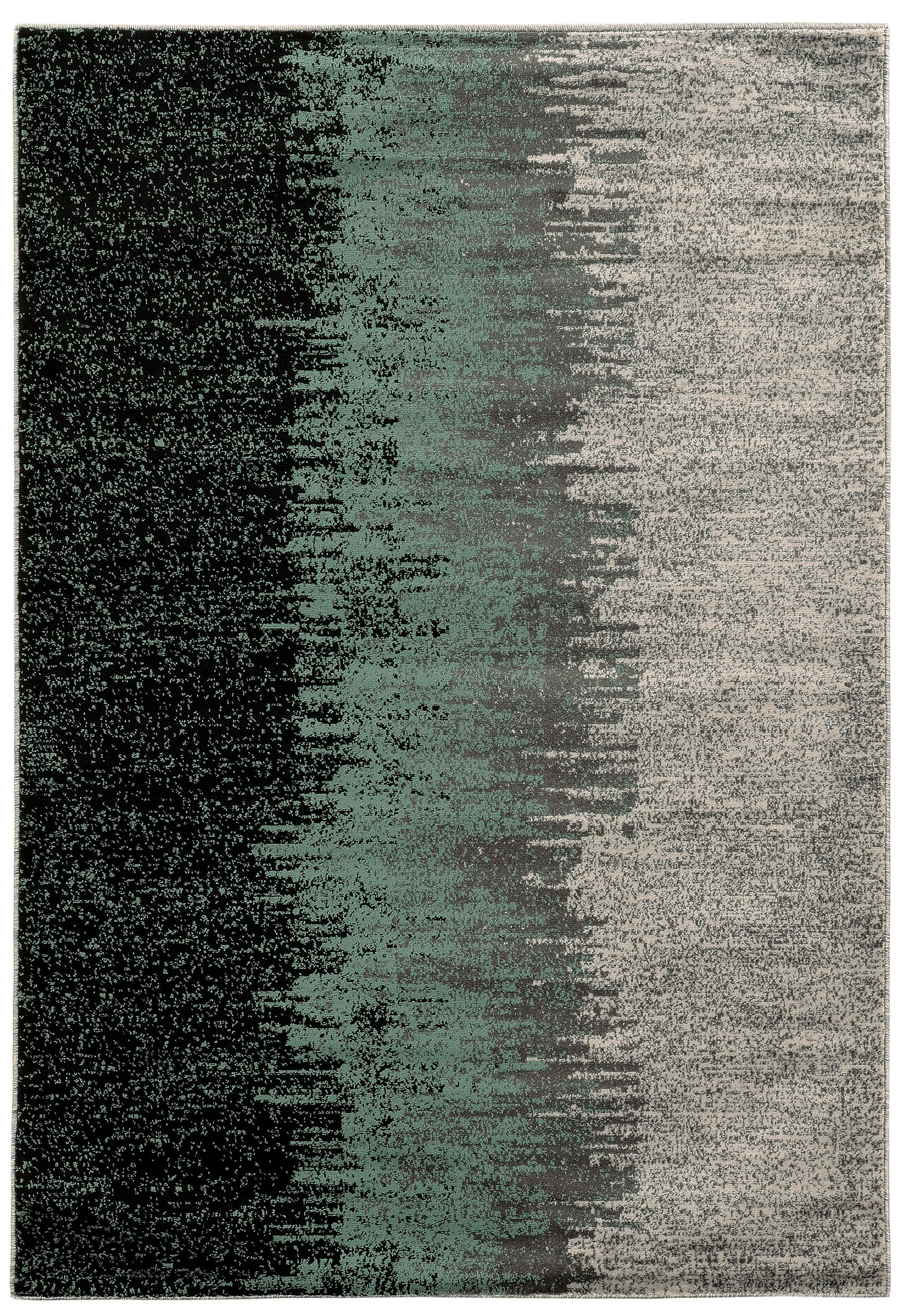 Arris Blue/Grey Area Rug Rug Size: Rectangle 8' x 10'