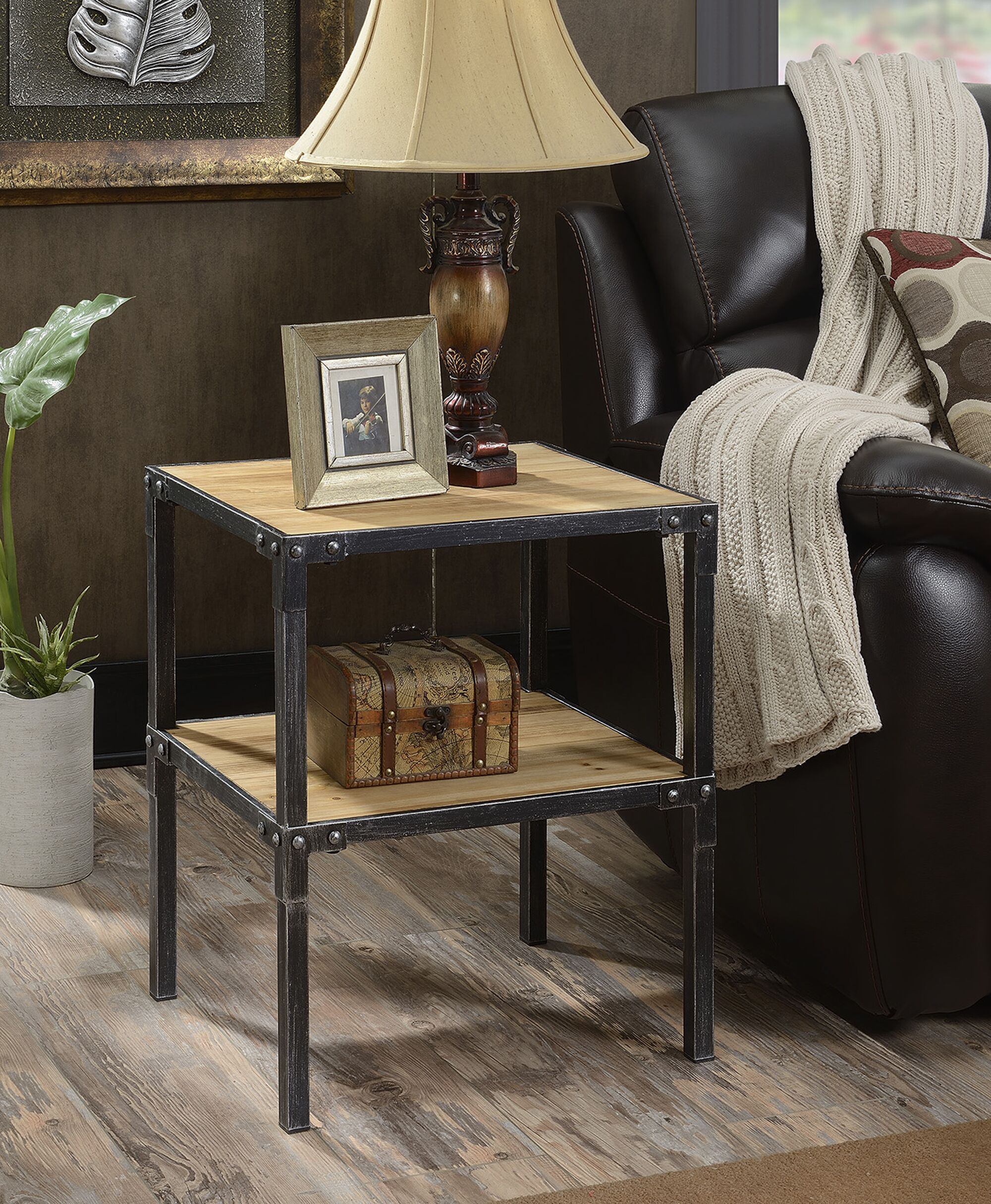 Vox End Table