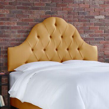 Handley Upholstered Panel Headboard Size: King, Upholstery: Aztec