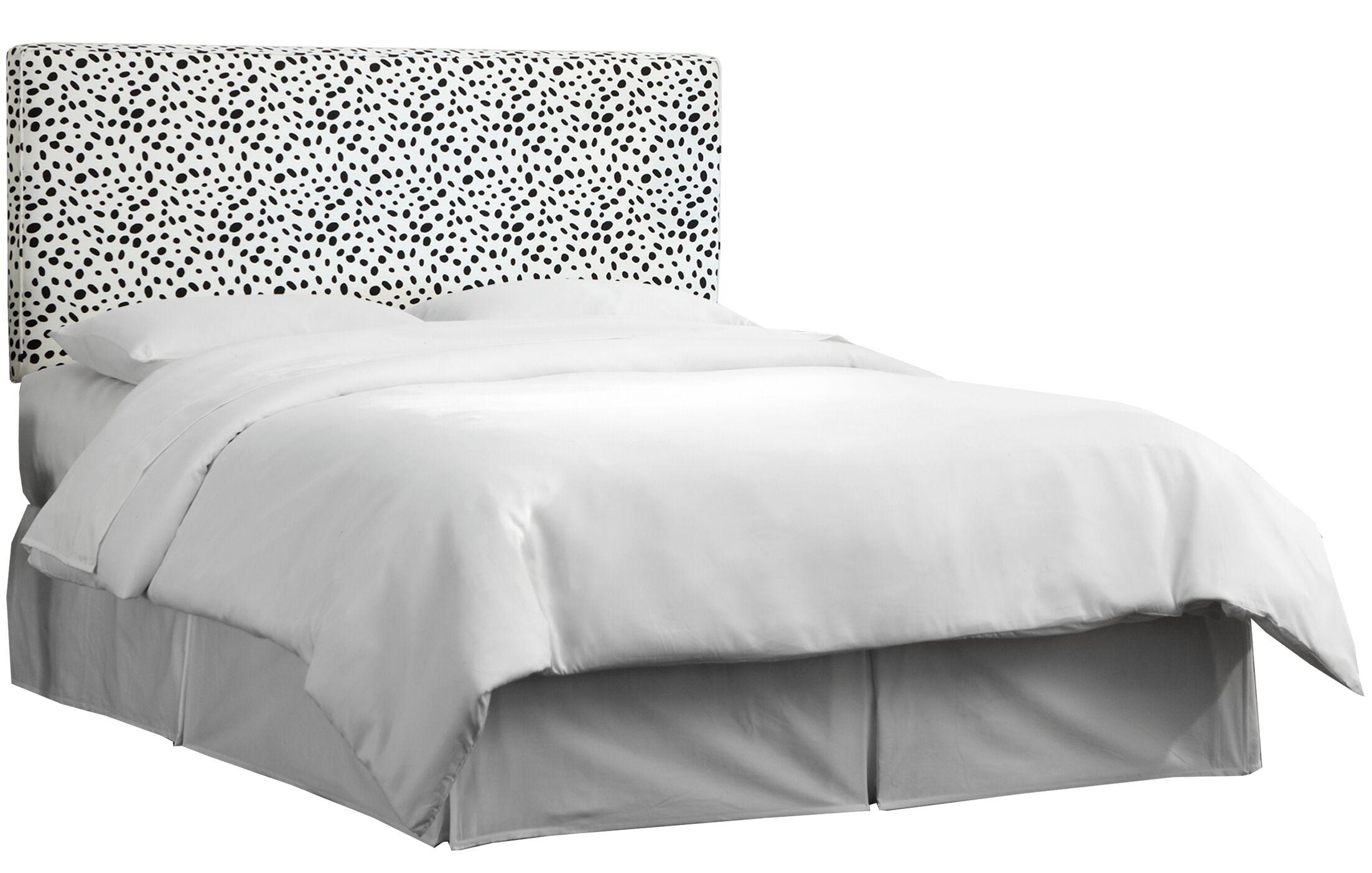 Barthelmess Upholstered Panel Headboard Size: Queen
