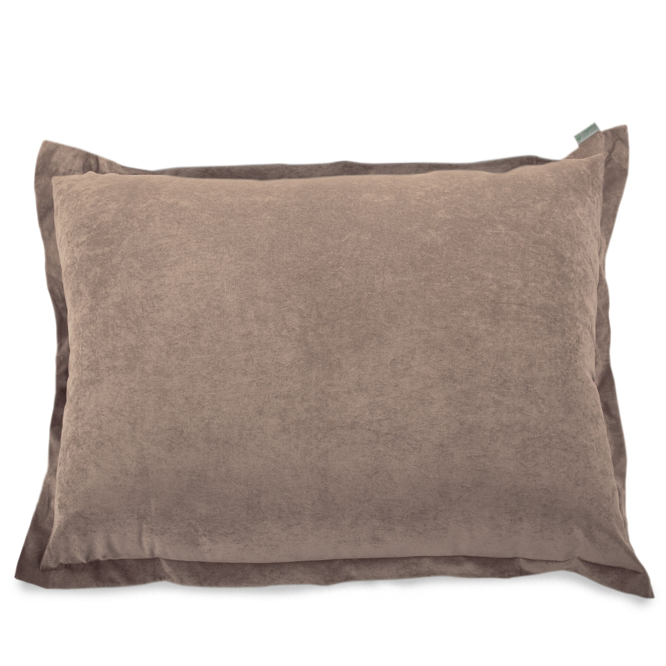 Edwards Floor Pillow Color: Pearl