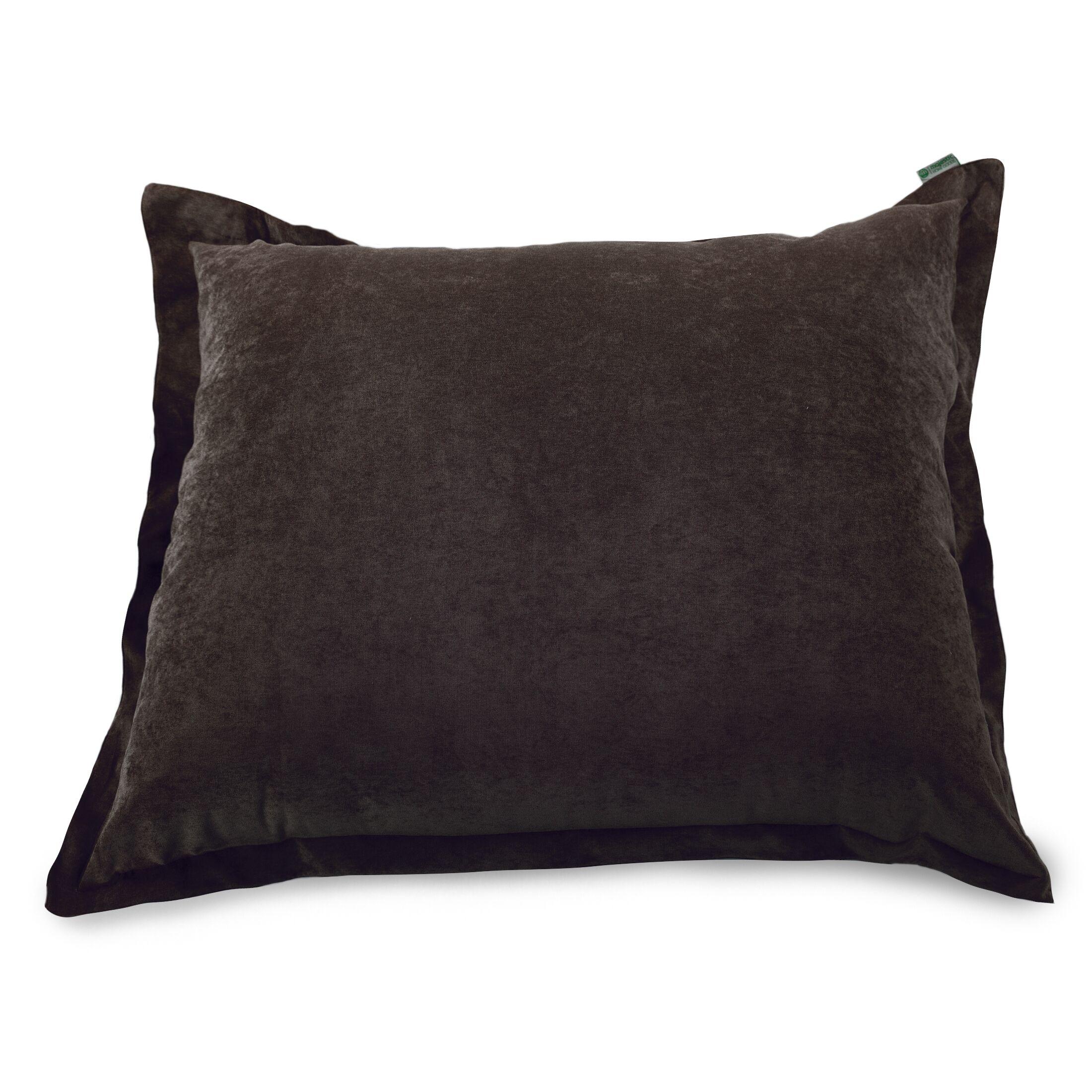 Edwards Floor Pillow Color: Storm