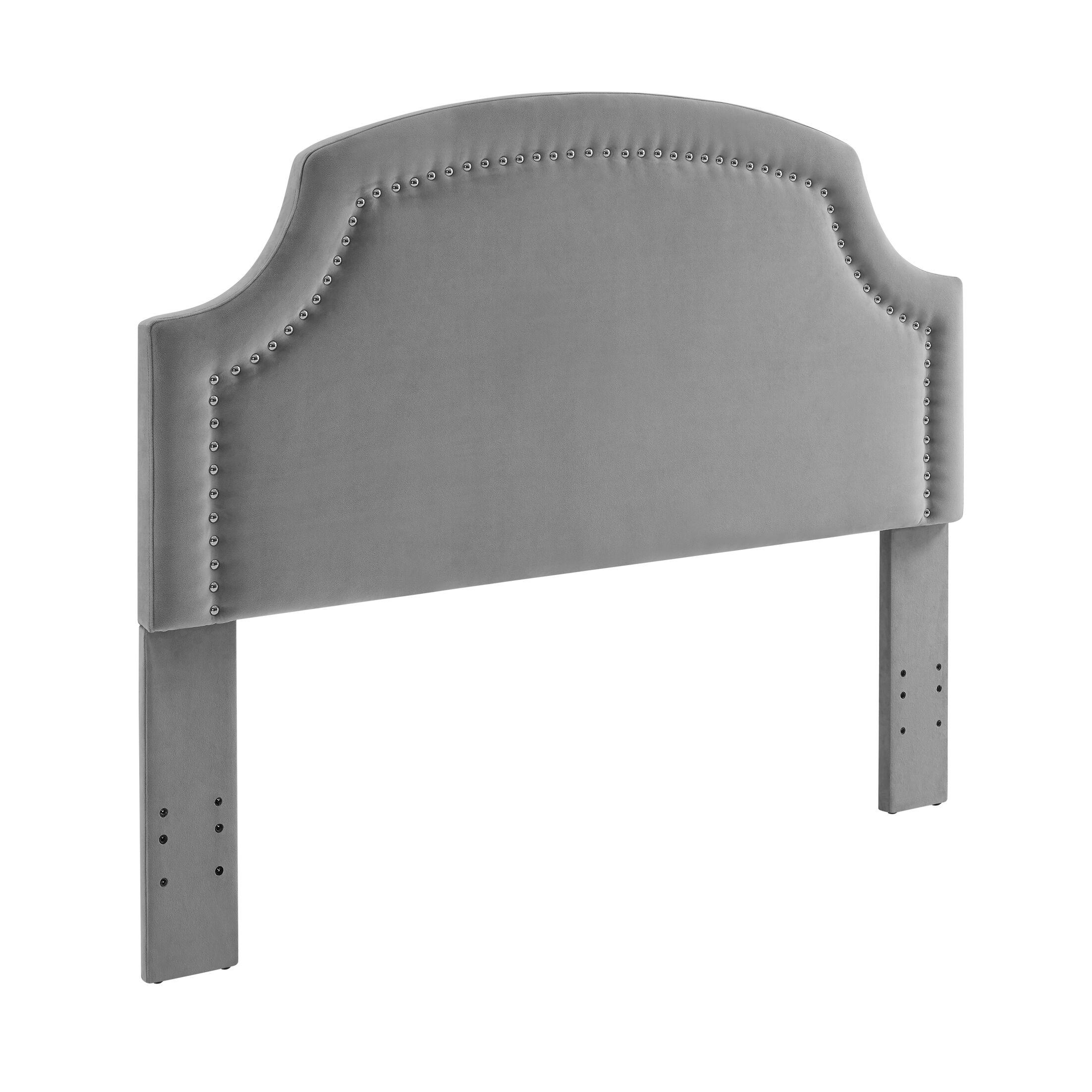 Madigan Upholstered Panel Headboard Size: Full/Queen