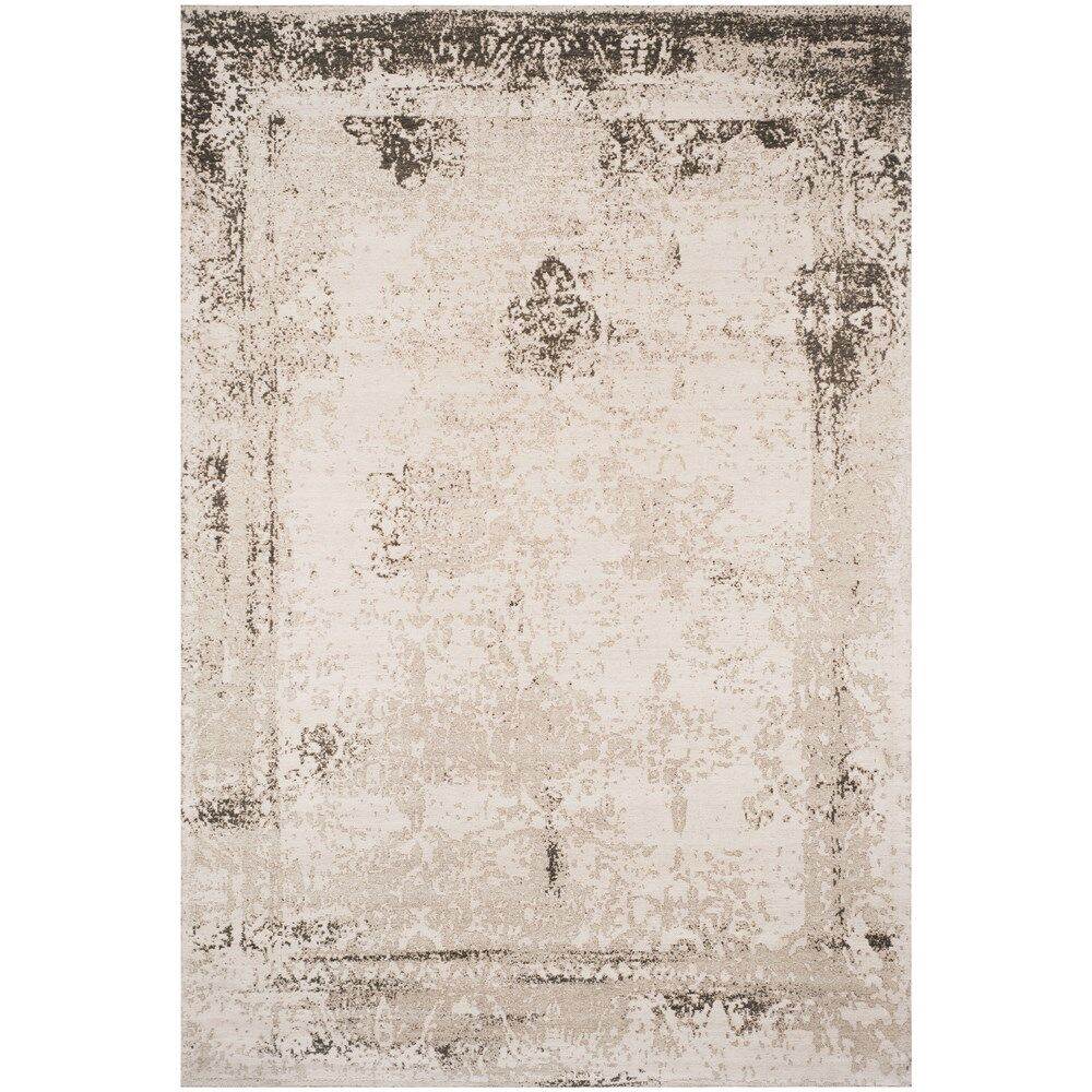 Lavelle Anthracite Area Rug Rug Size: Rectangle 6'7
