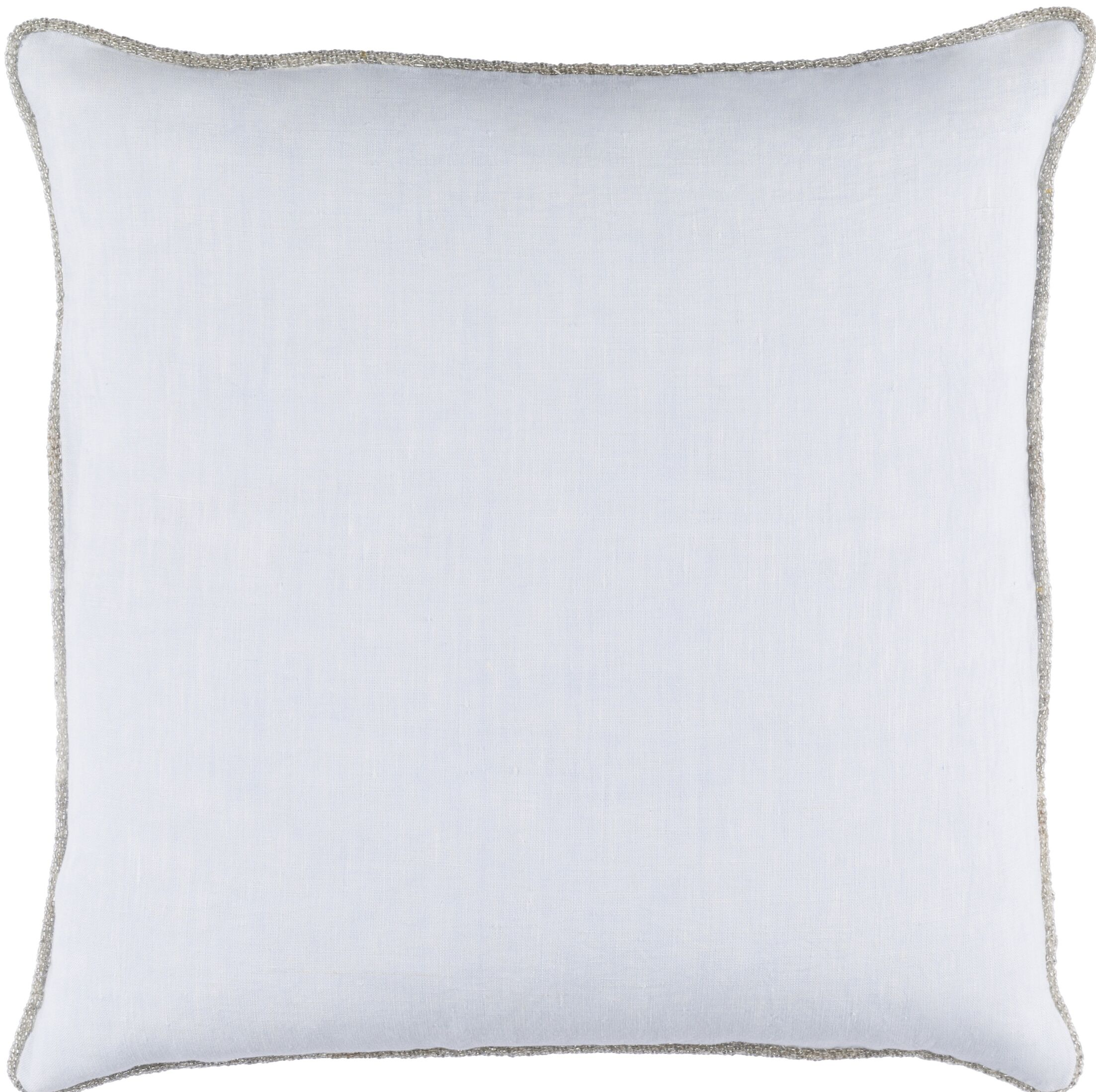 Sera Linen Throw Pillow Size: 22