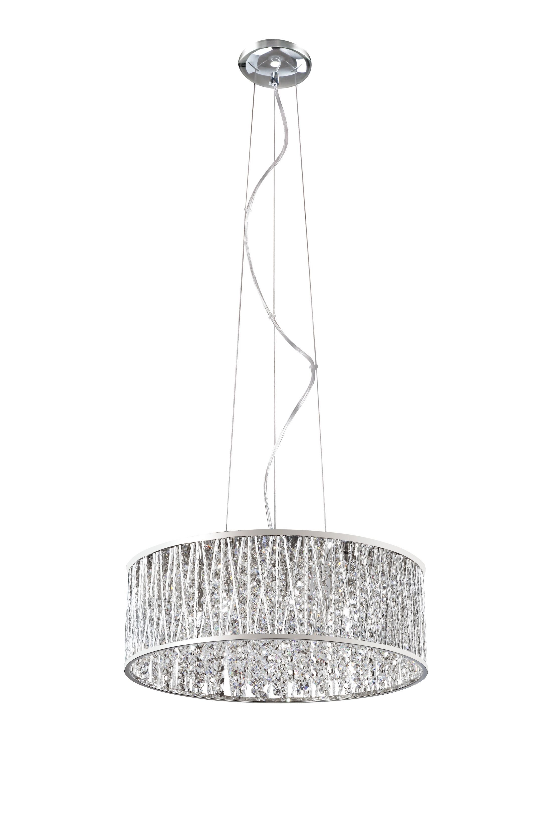 Longchamps 7-Light Crystal Chandelier