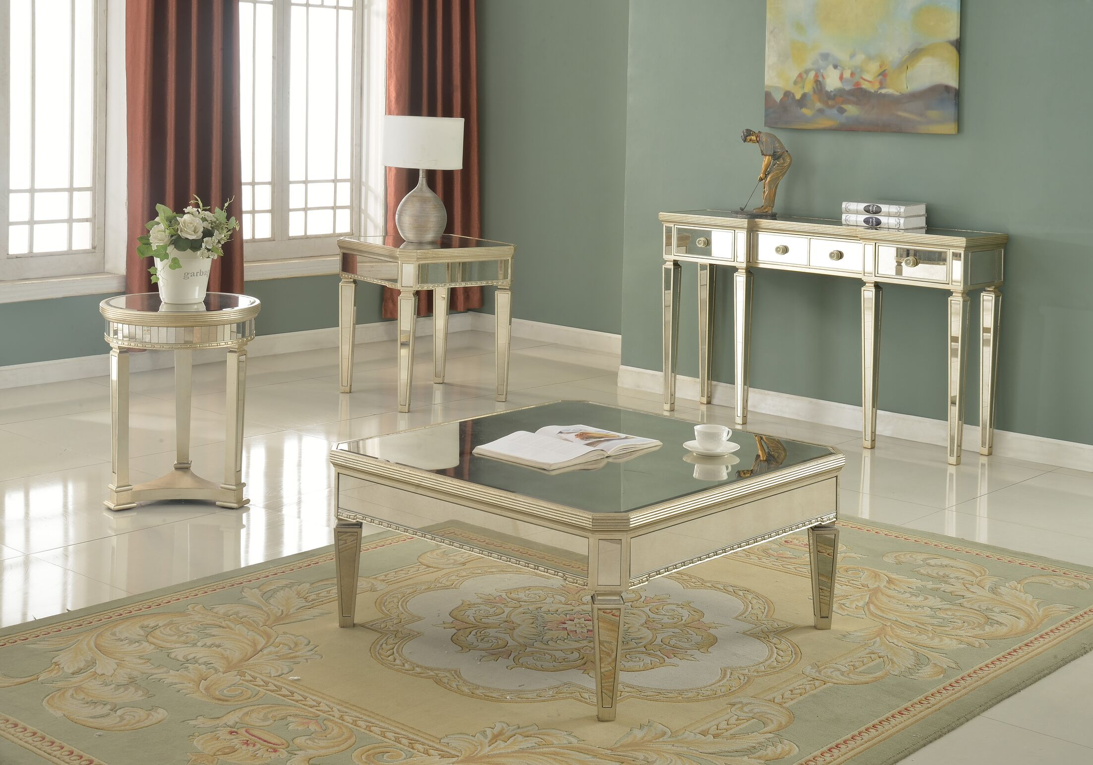 Felicia�Coffee Table Set