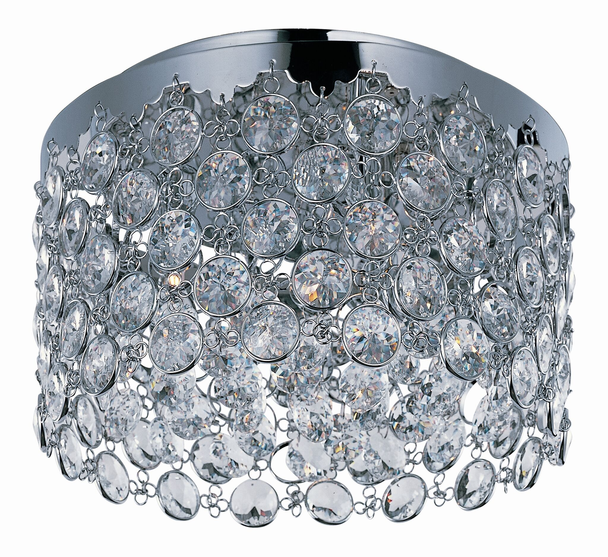 Alvin 4-Light Flush Mount