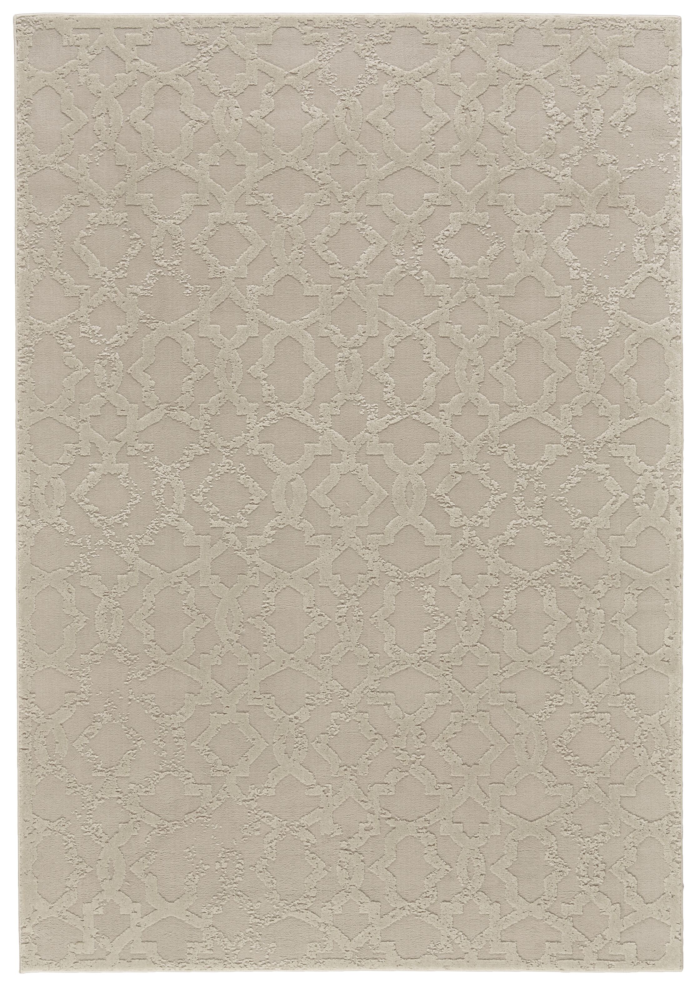Chevalier Ivory Area Rug Rug Size: Rectangle 5' x 8'