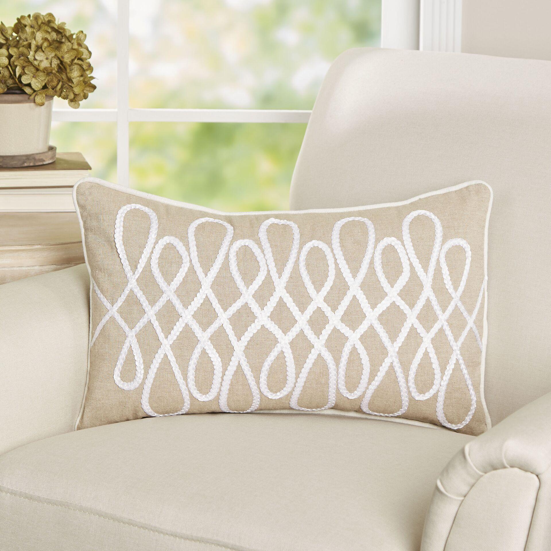 Sarcoline Lumbar Pillow