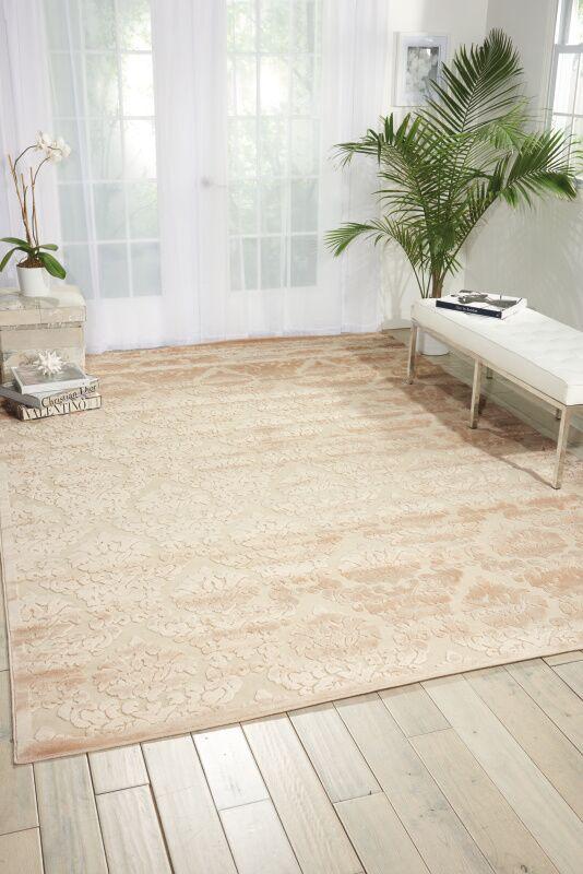 Hartz Ivory/Sand Area Rug Rug Size: Rectangle 2'6