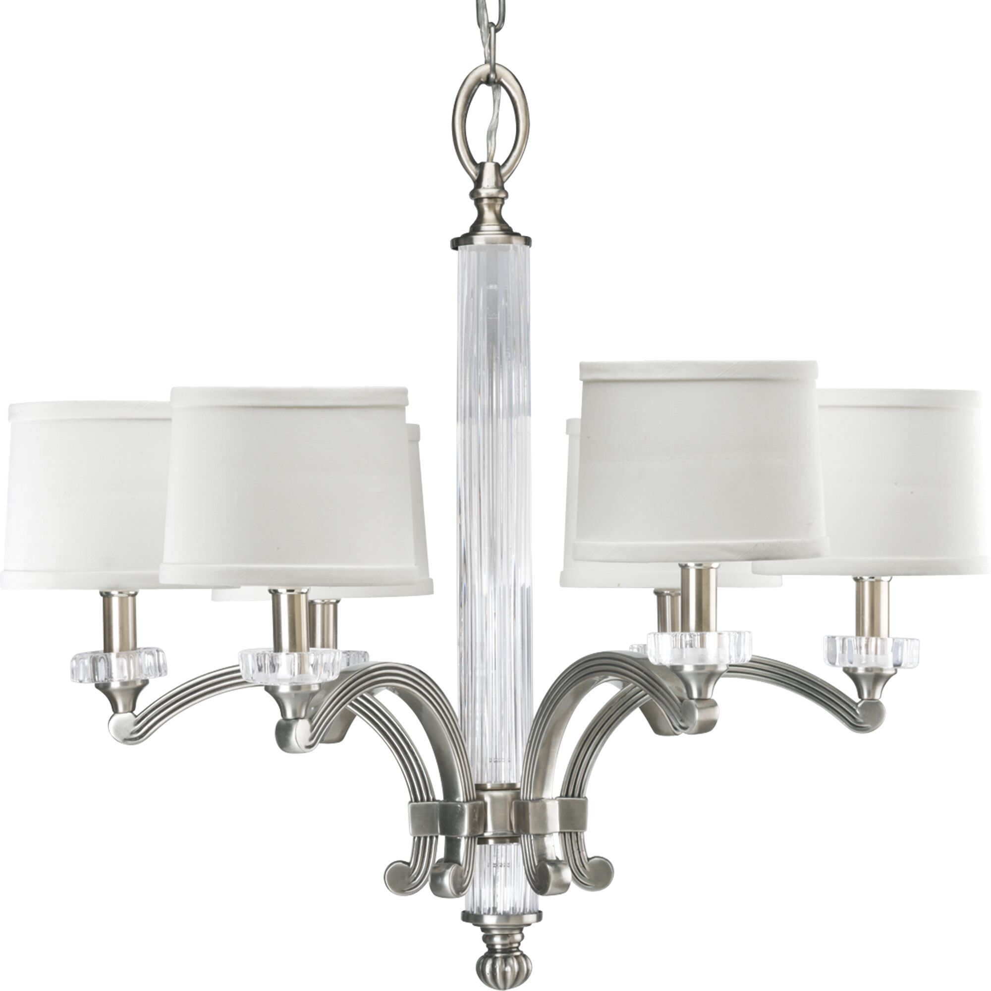 Remi 6-Light Shaded Chandelier