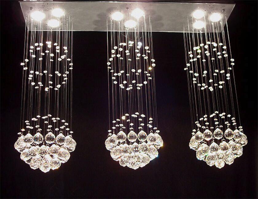 Robbe 9-Light  LED  Chandelier