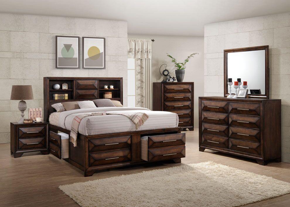 Pennington King Platform Configurable Bedroom Set
