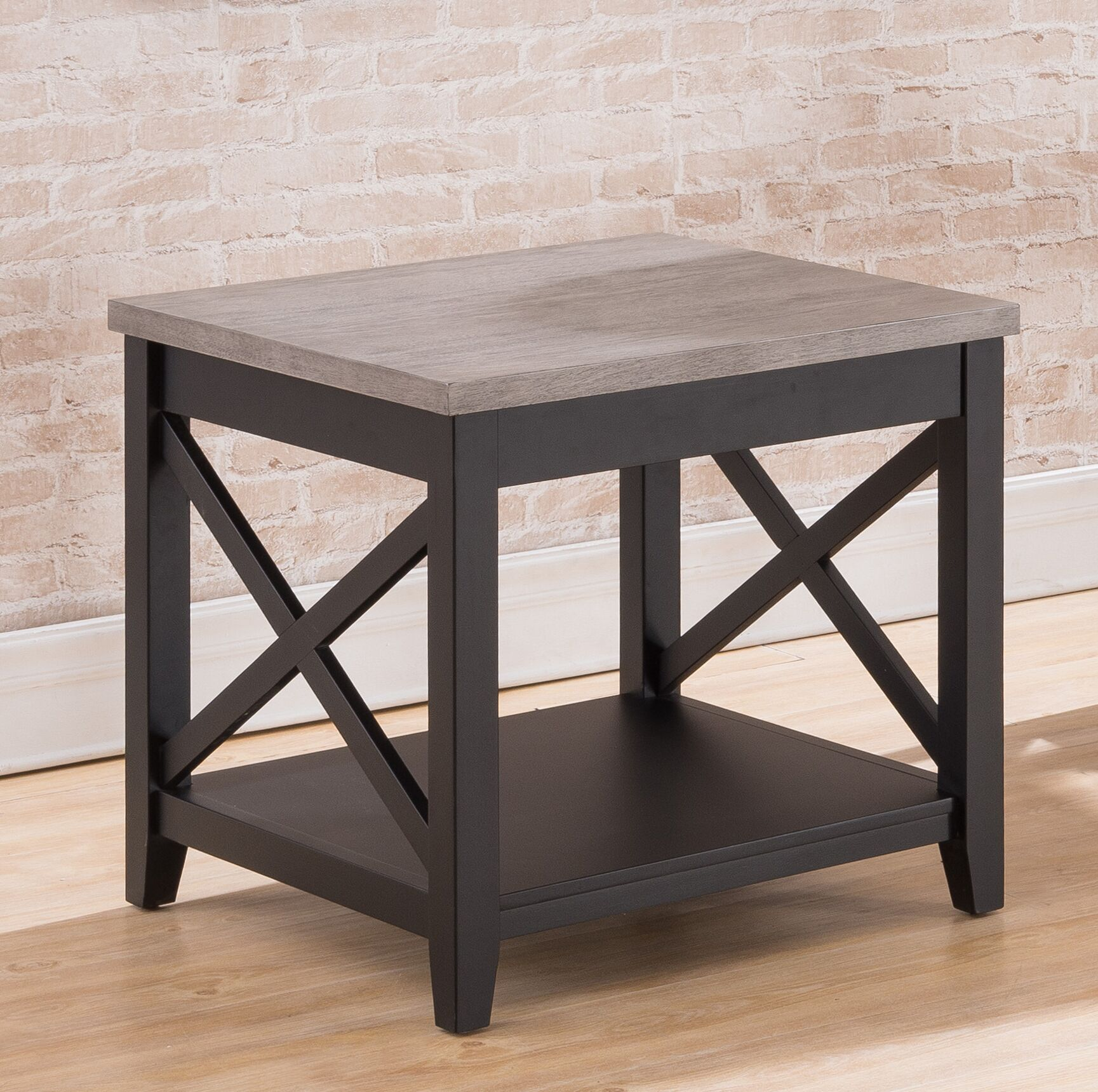 Dolliver End Table by Simmons Casegoods