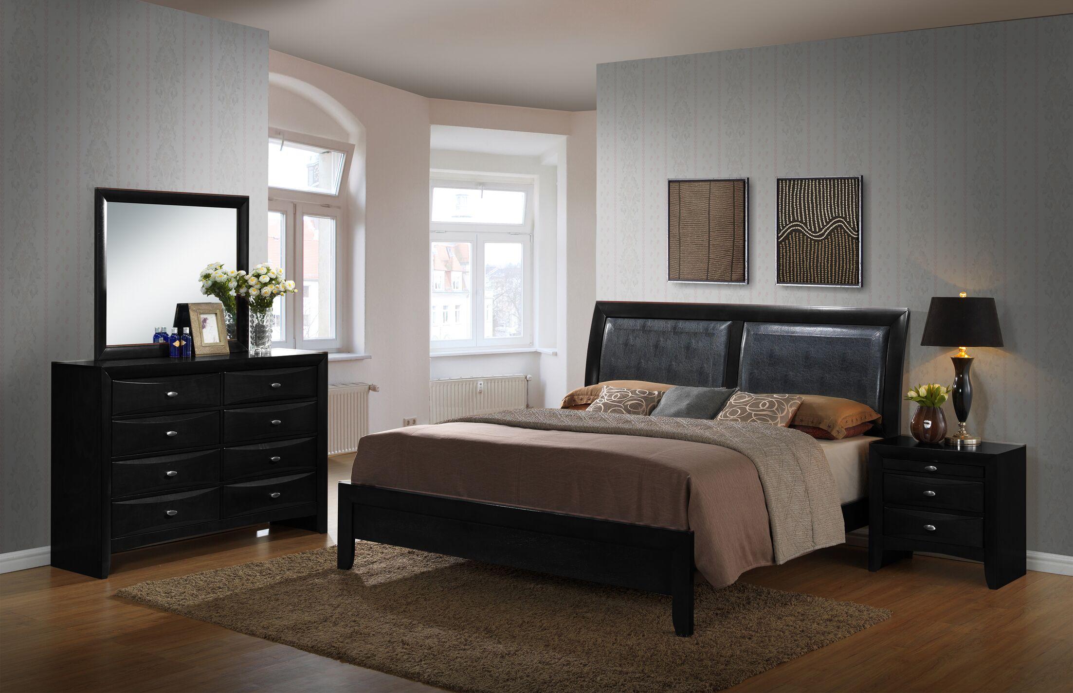 Blemerey Platform Configurable Bedroom Set