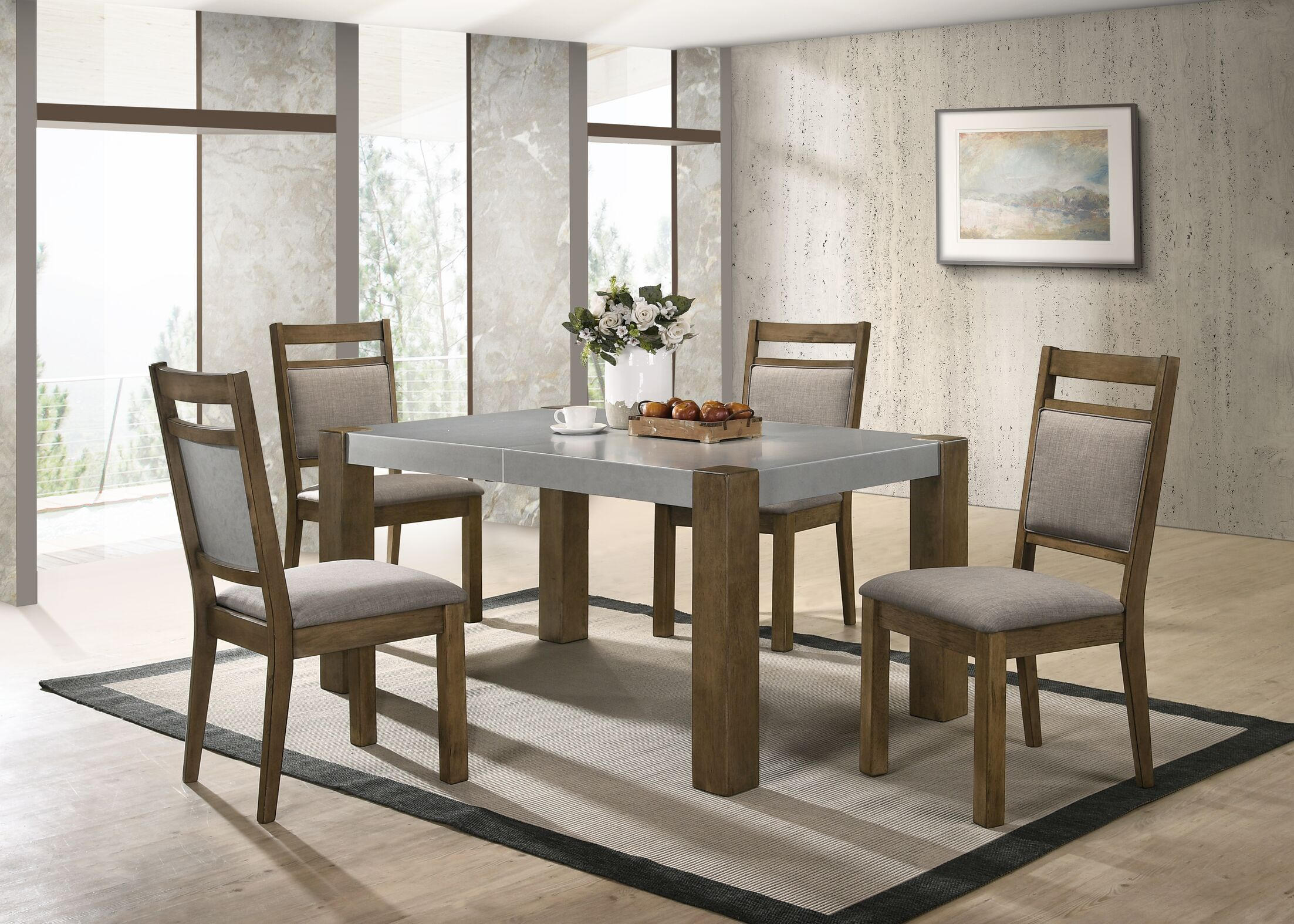 Shane 6 Piece Dining Set