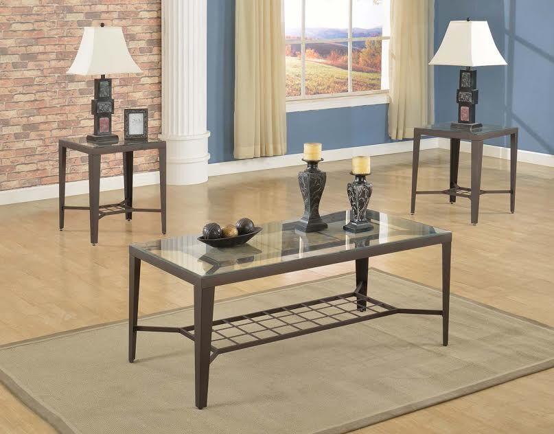 Dalton 12 Piece Coffee Table Set