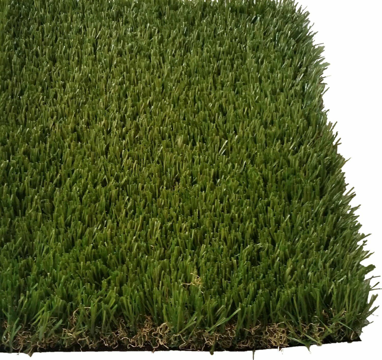 Deluxe Premium Synthetic Grass Rubber Backed Doormat