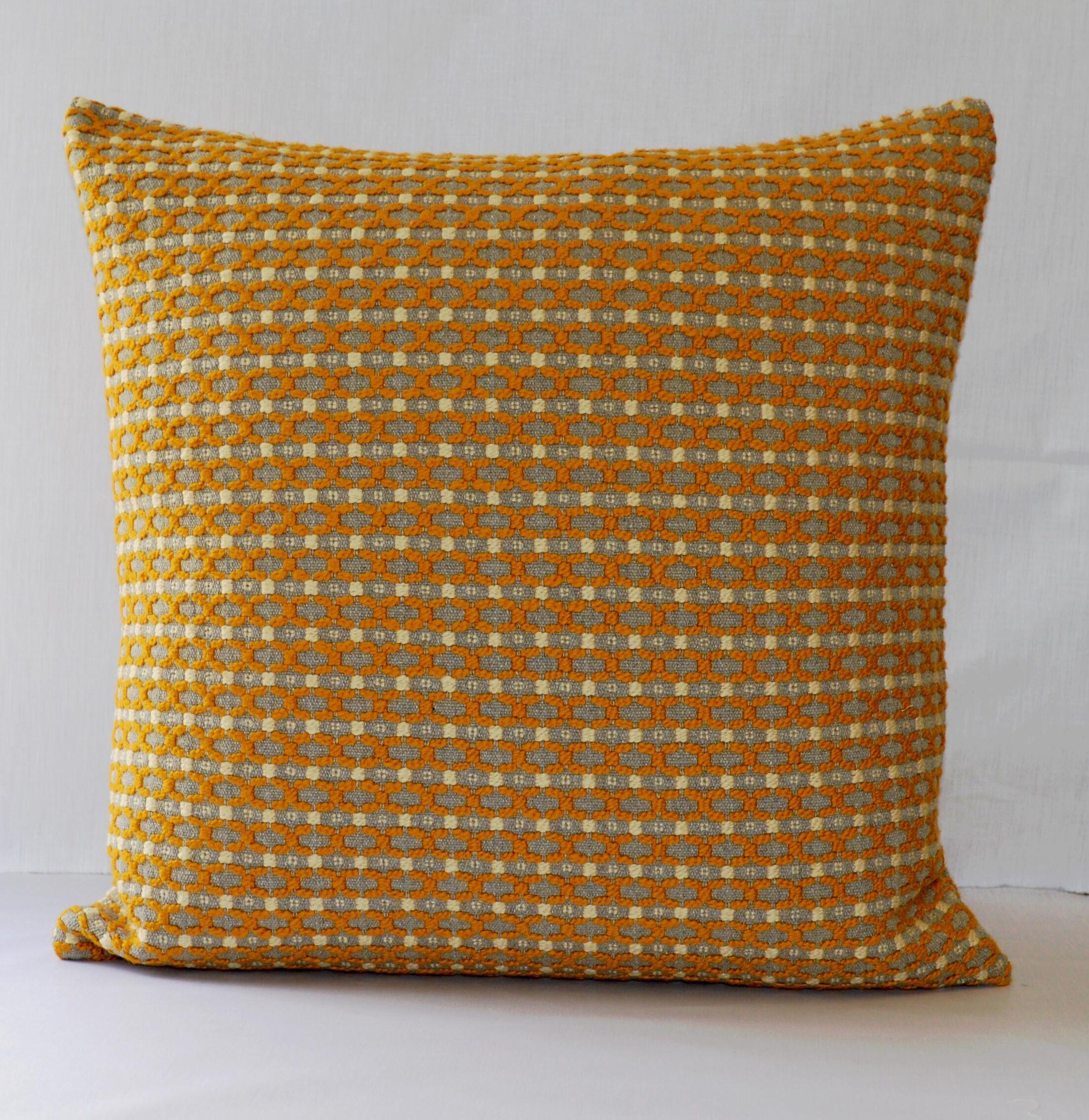 Dorset Throw Pillow Color: Gold