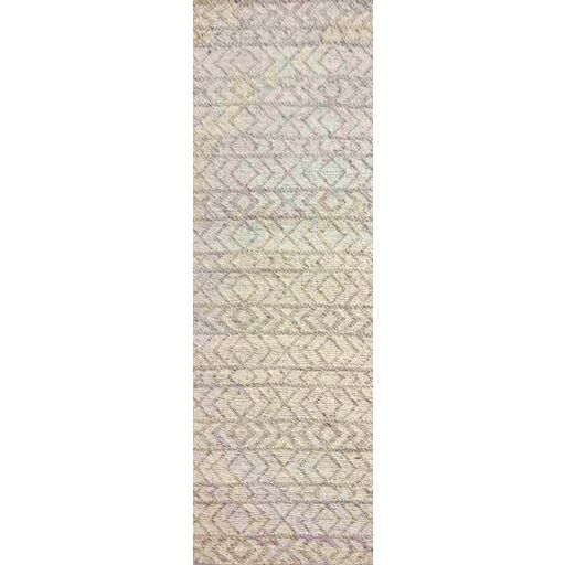 Between Hand-Woven Ivory Area Rug Rug Size: Rectangle 9' x 13'