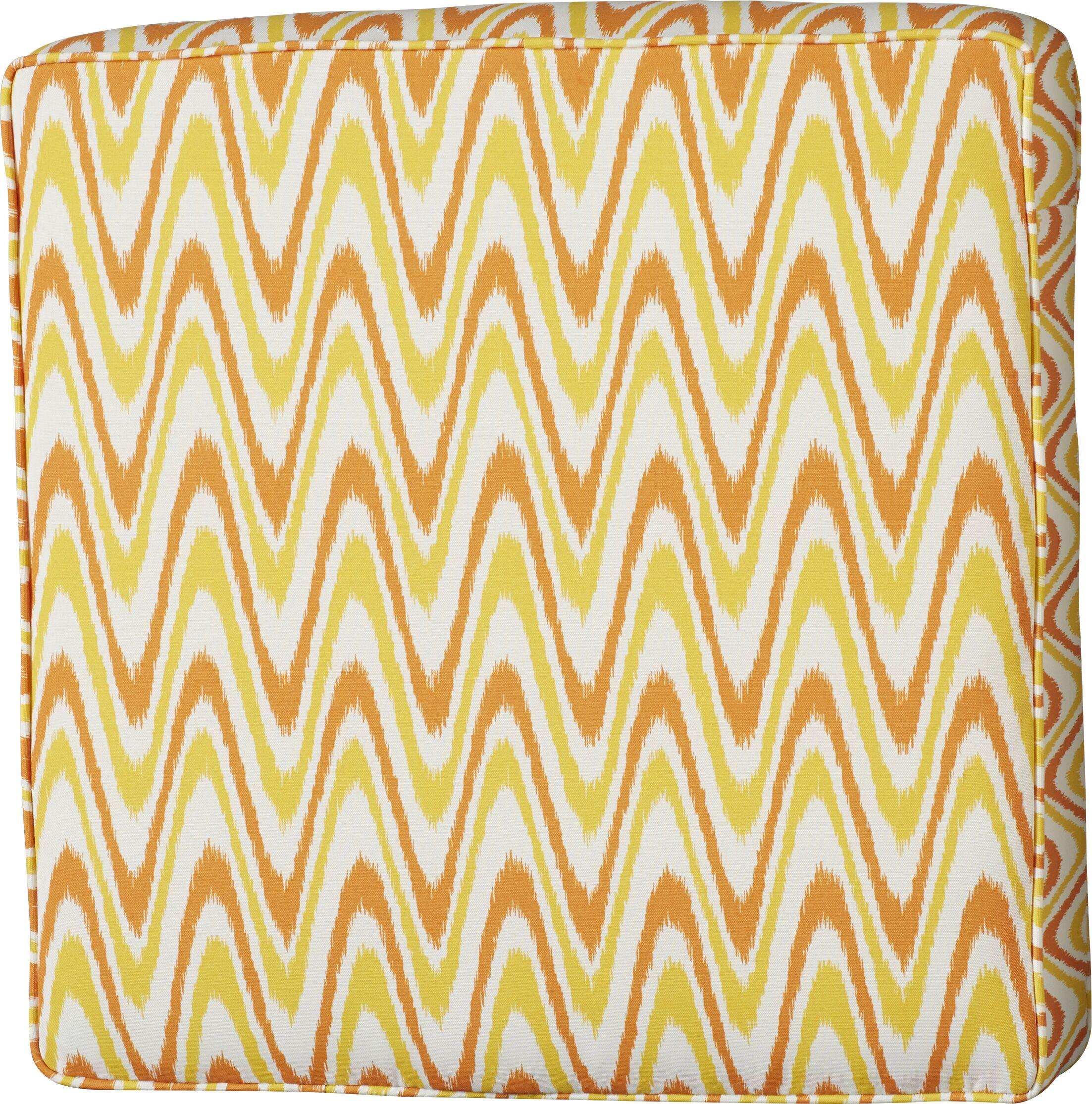 Merauke Indoor/Outdoor Ottoman Cushion