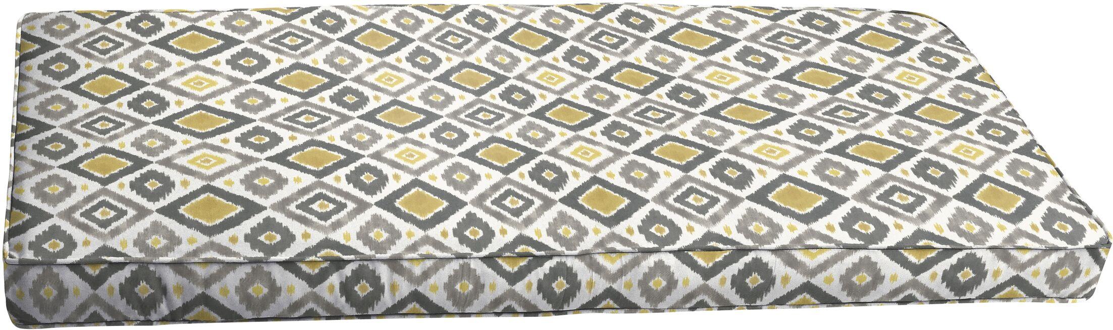 Socoma Indoor/Outdoor Bench Cushion Size: 60