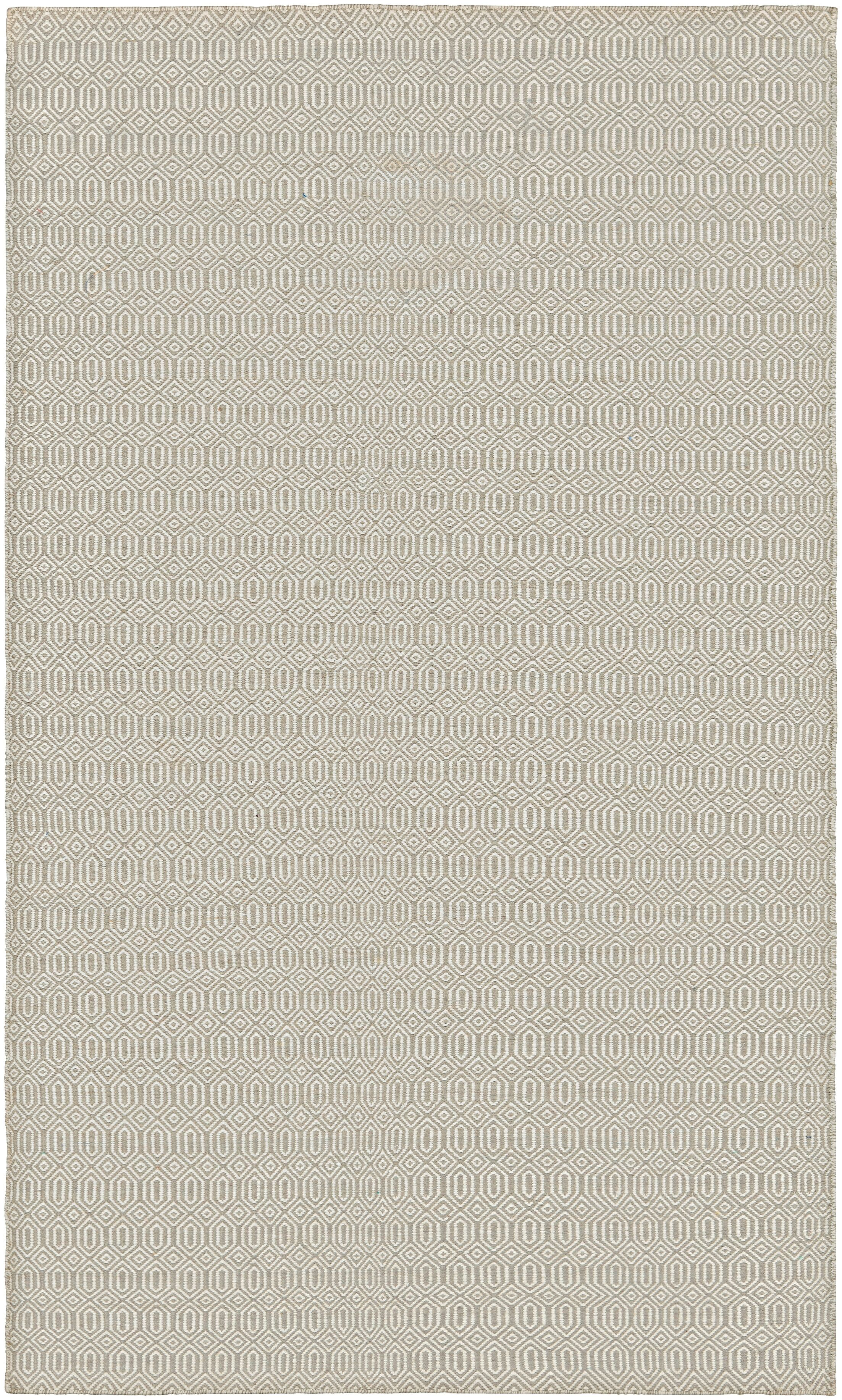 Alonso Hand-Woven Reversible Beige Indoor/Outdoor Area Rug Rug Size: Runner 2'3