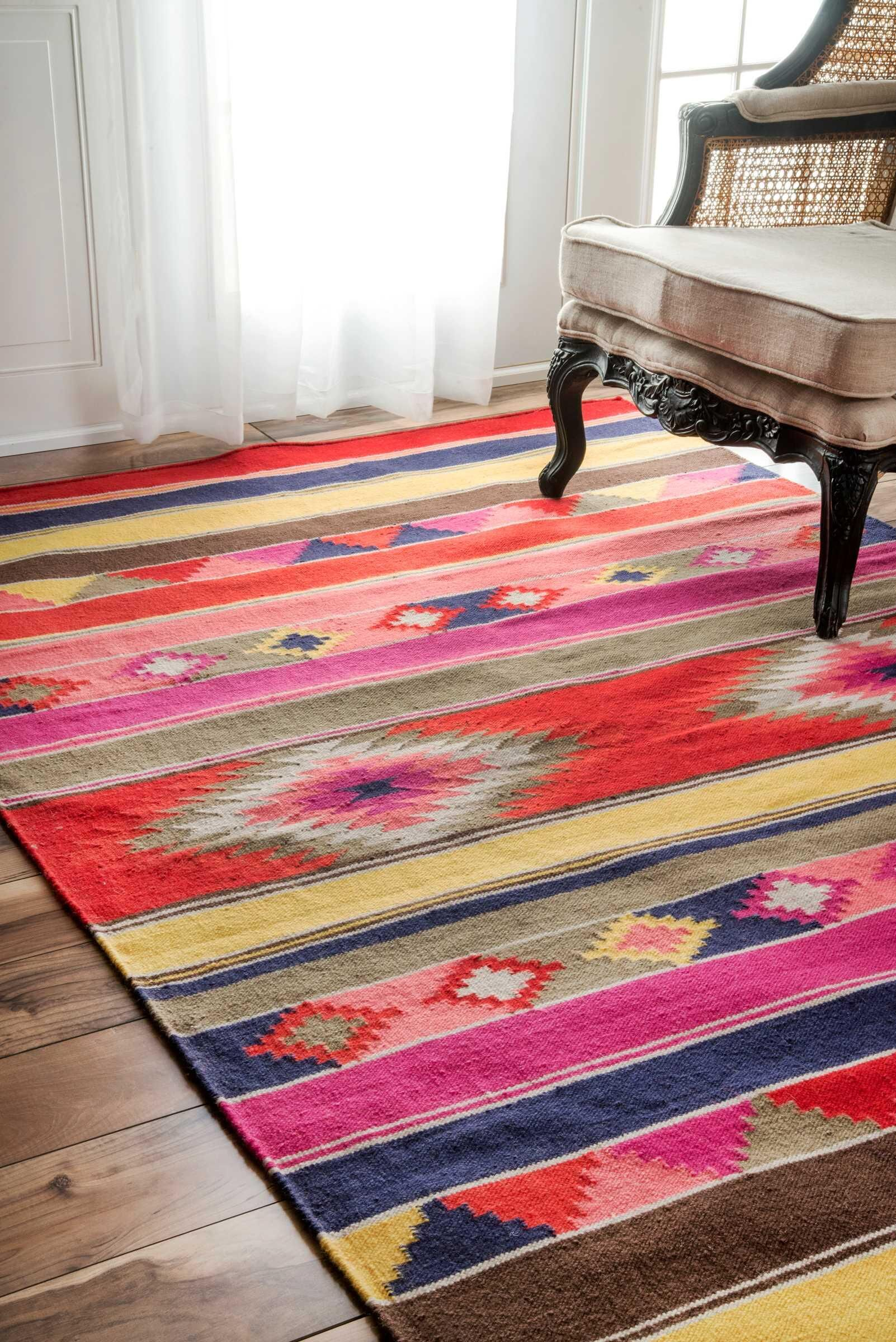 Plympton Area Rug Rug Size: Rectangle 5' x 8'