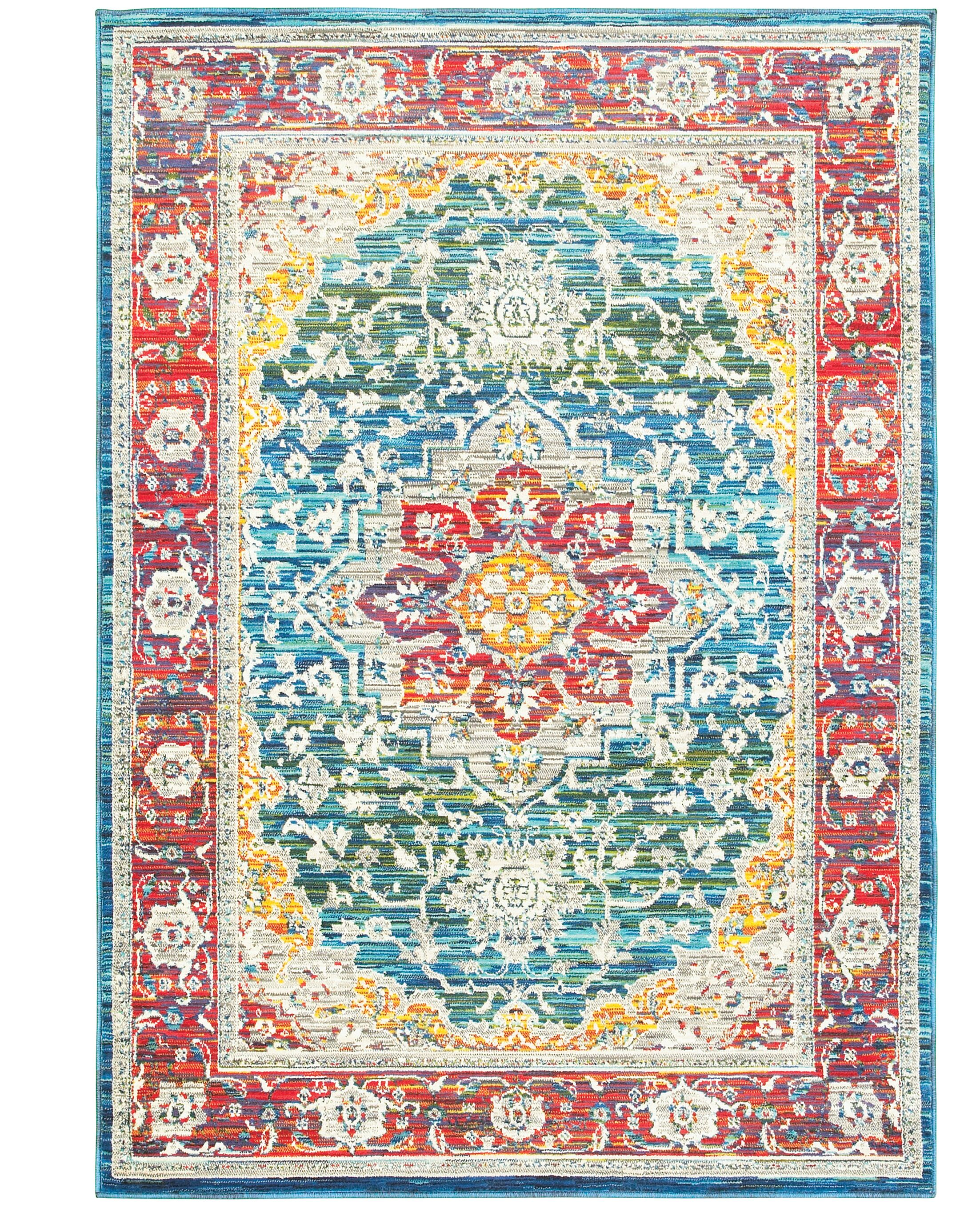 Mansi Area Rug Rug Size: Rectangle 3'10
