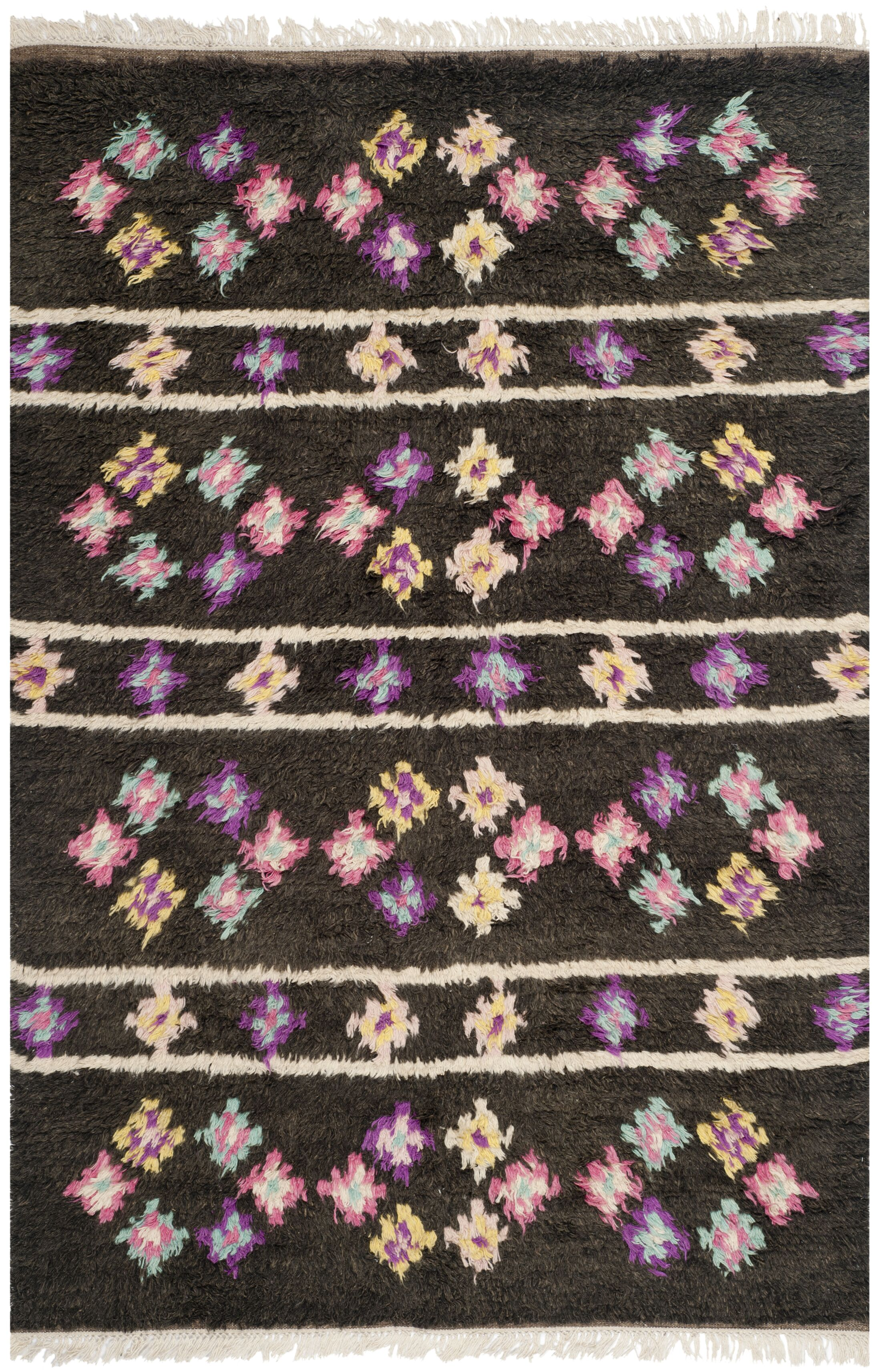 Maffei Multi Colored Rug Rug Size: Rectangle 8' x 10'