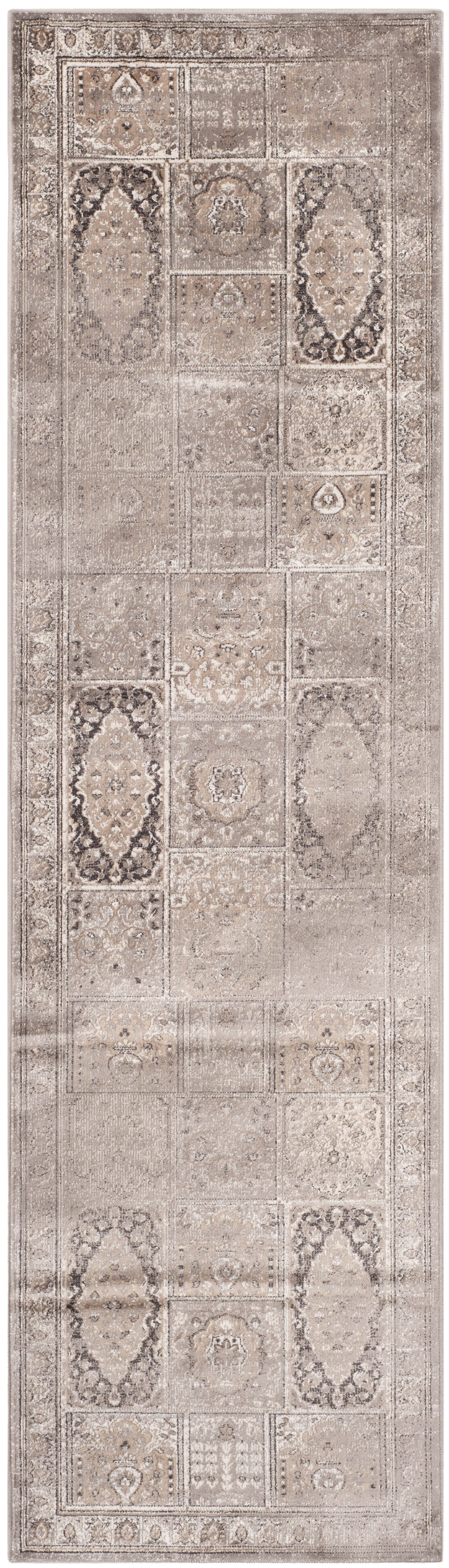 Todd Soft Mocha Area Rug Rug Size: Rectangle 8' x 11'2