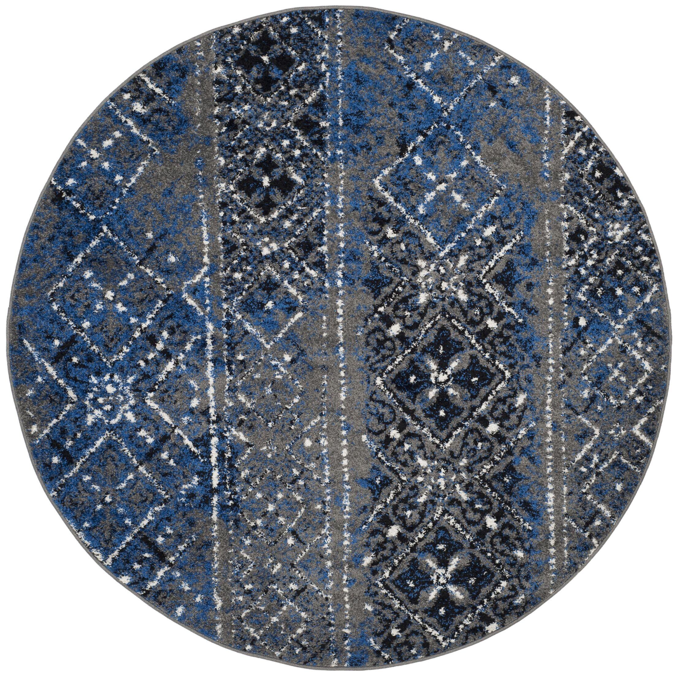 Josie Silver Area Rug Rug Size: Rectangle 6' x 9'