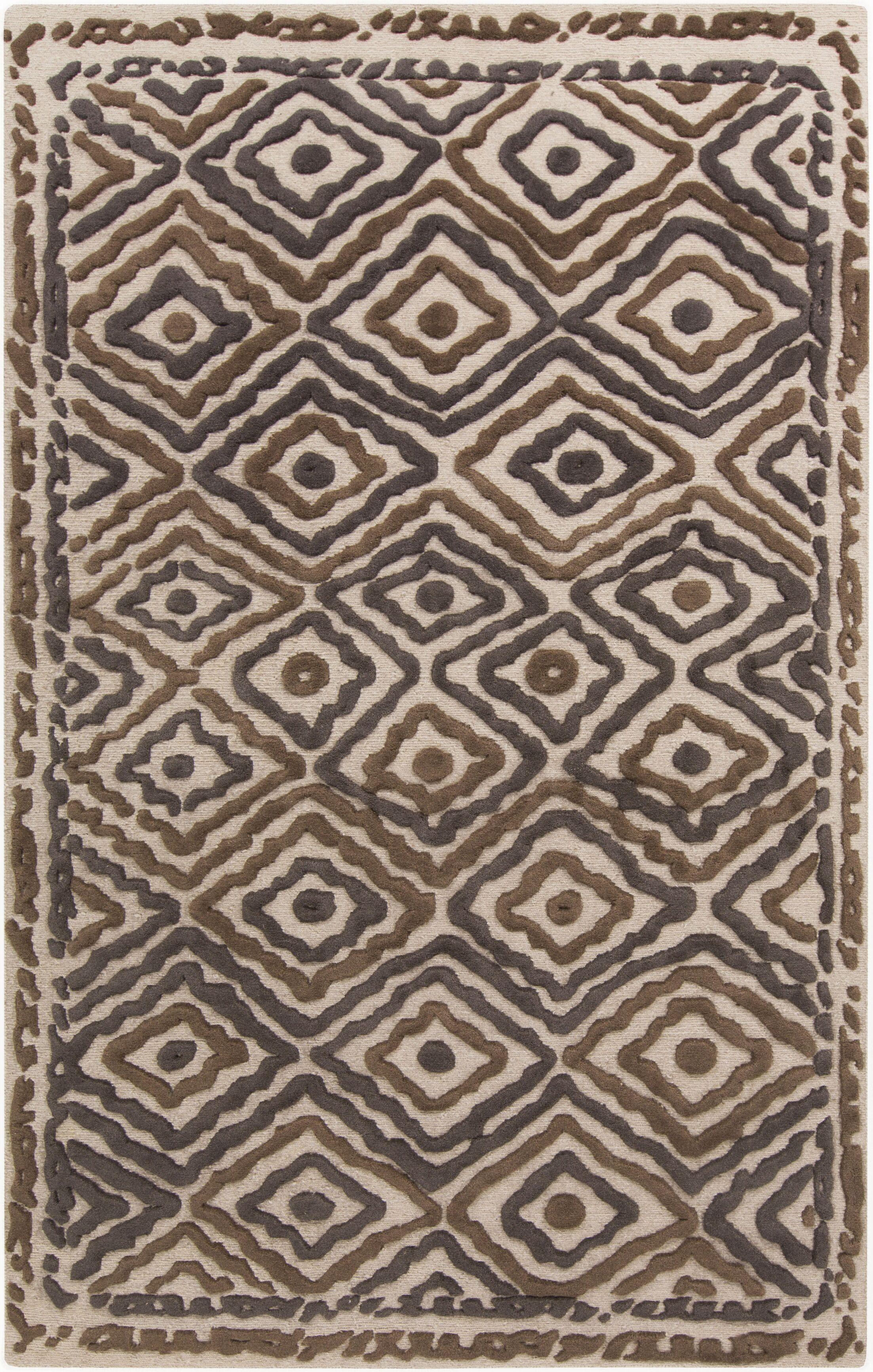 Sala Ivory Area Rug Rug Size: Rectangle 8' x 11'