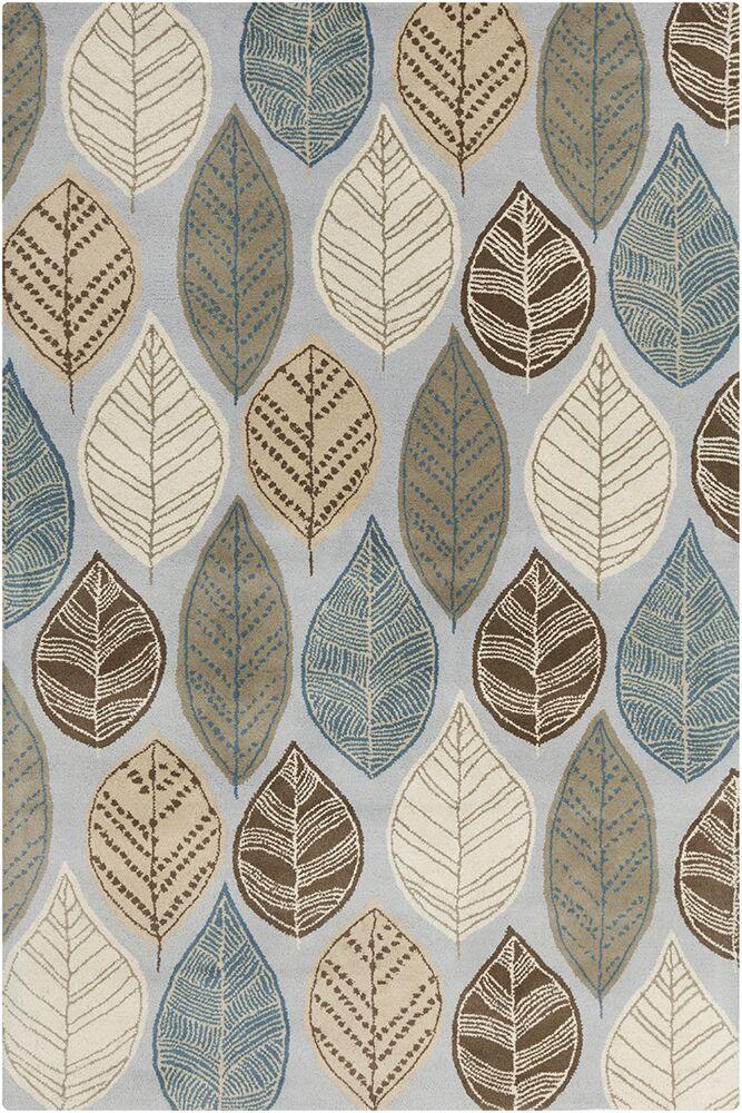 Inara Hand Tufted Wool Area Rug Rug Size: 8' x 10'