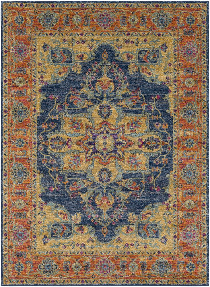 Hillsby Area Rug Rug Size: Rectangle 3'11