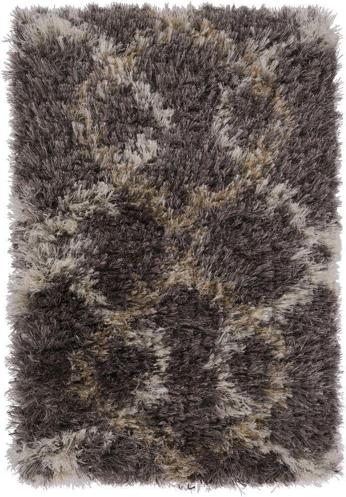 Sina Gray Rug Rug Size: Rectangle 5' x 8'