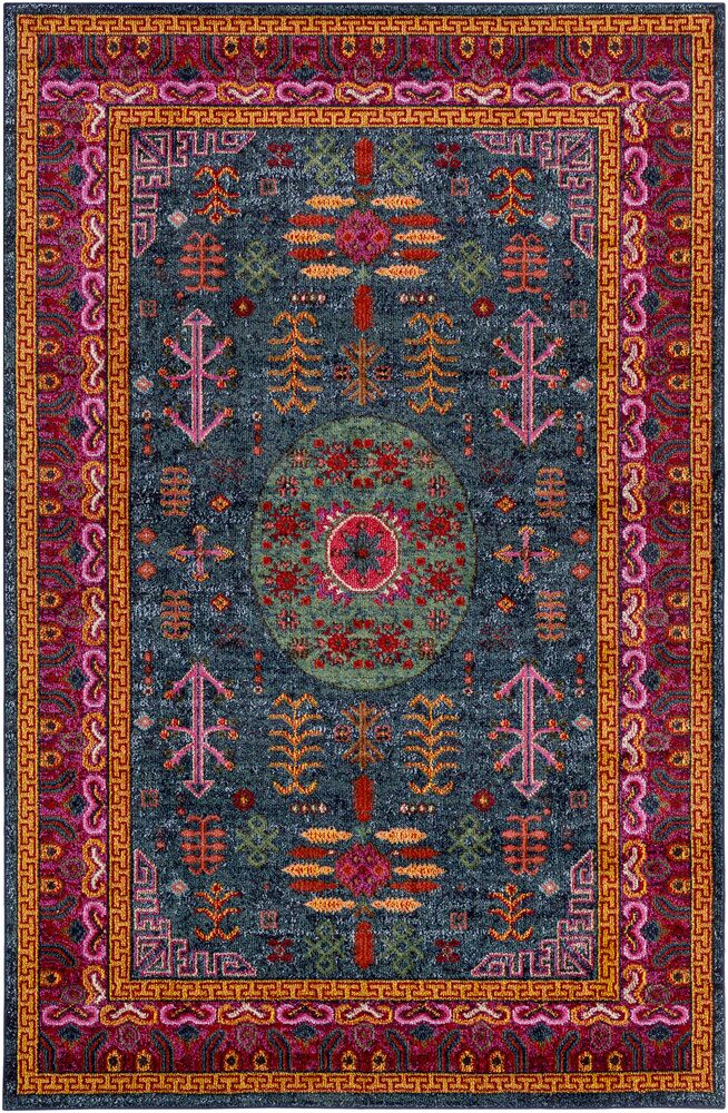Andersonville Area Rug Rug Size: Rectangle 5'3